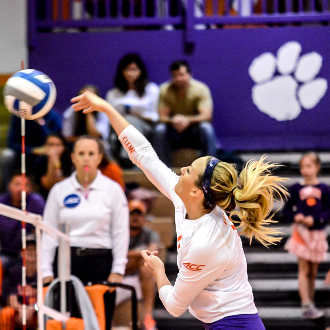 Clemson Drops Matinee With Louisville