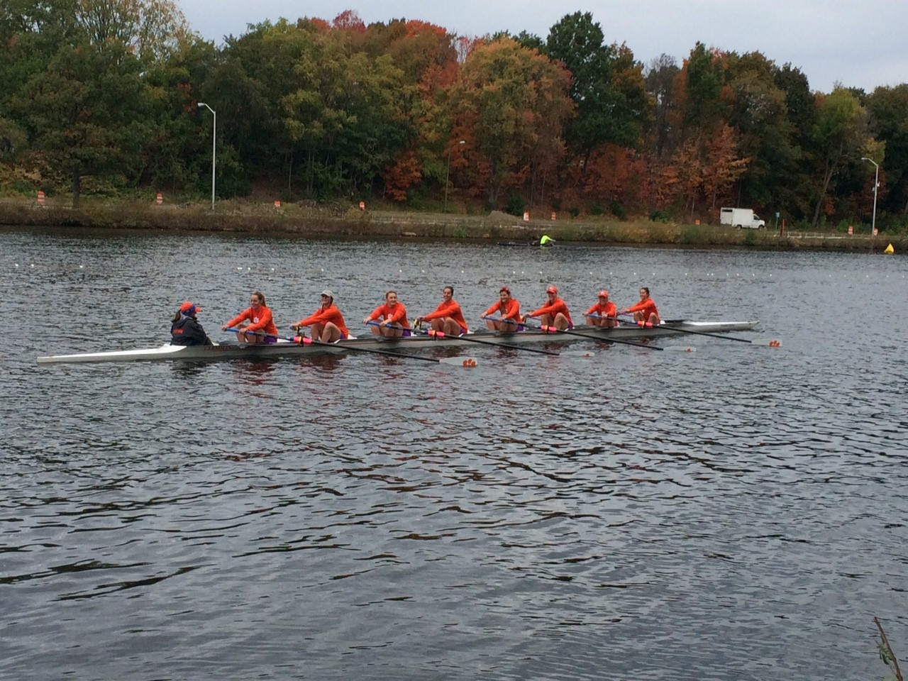Tigers Shine at Head of the Hooch