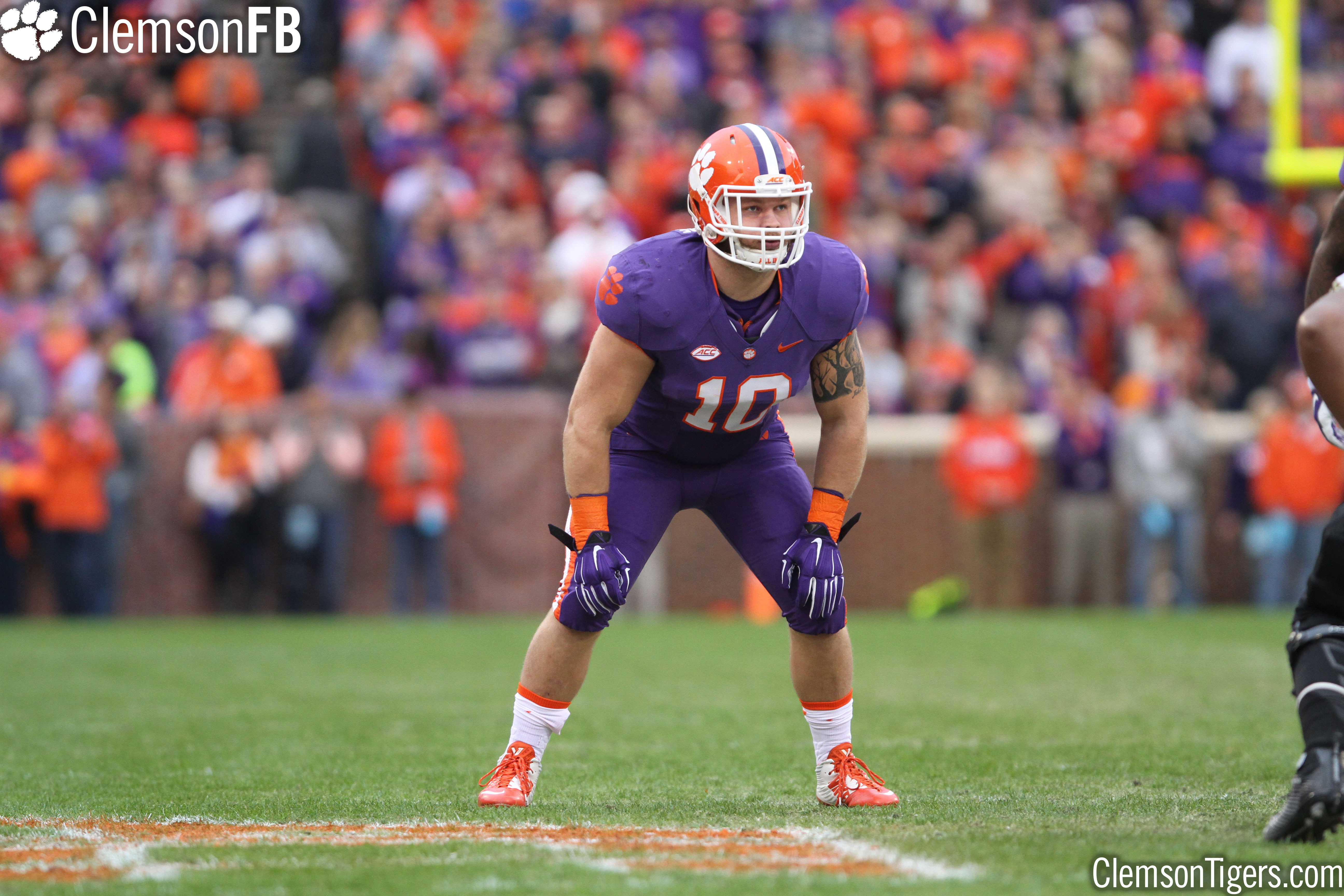 Three Tigers Honored by ACC