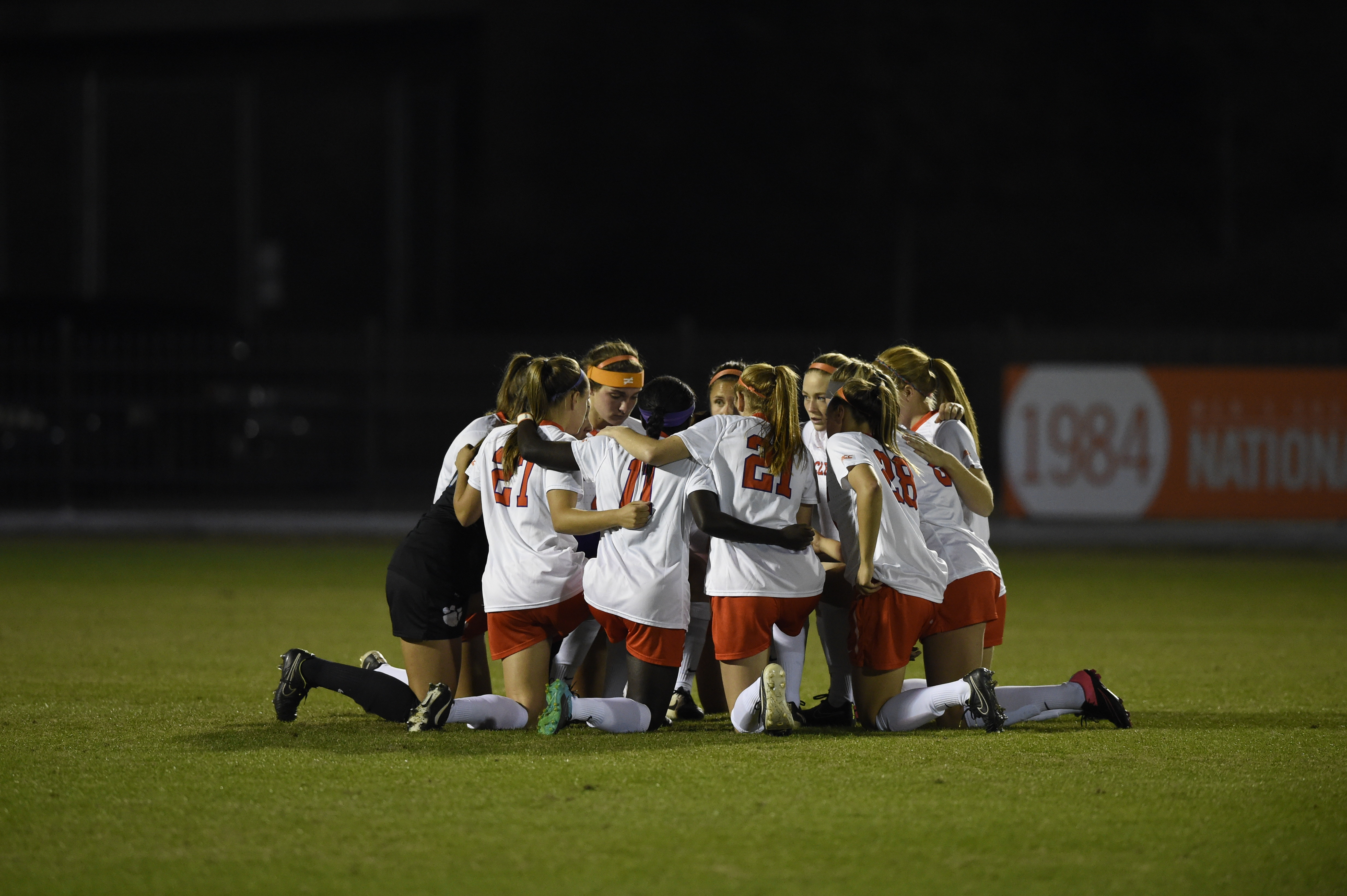 Tigers Fall in Penalty Kicks to Ole Miss in NCAA Second Round