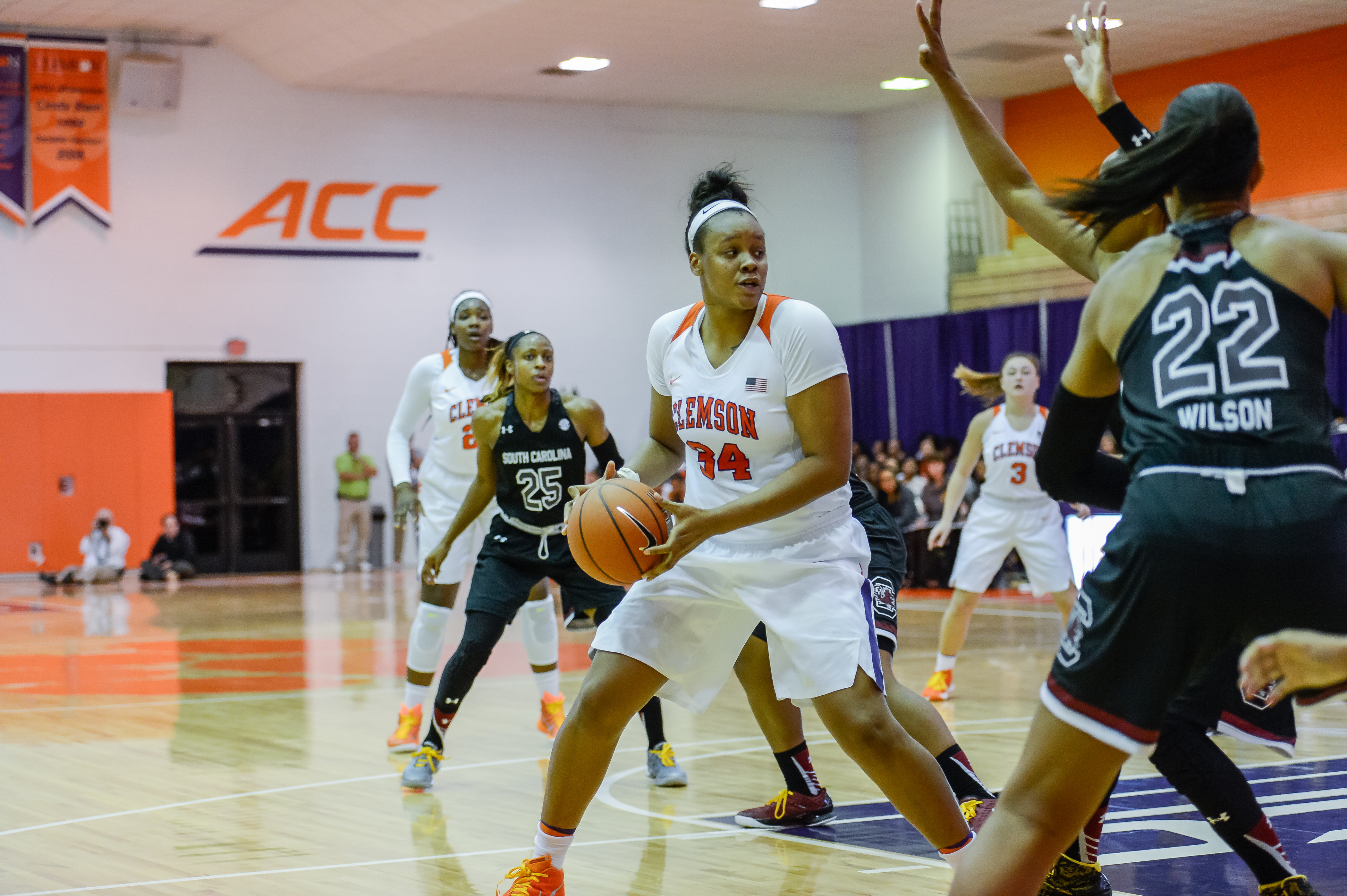 Clemson Returns Home to Take on UNC-Asheville