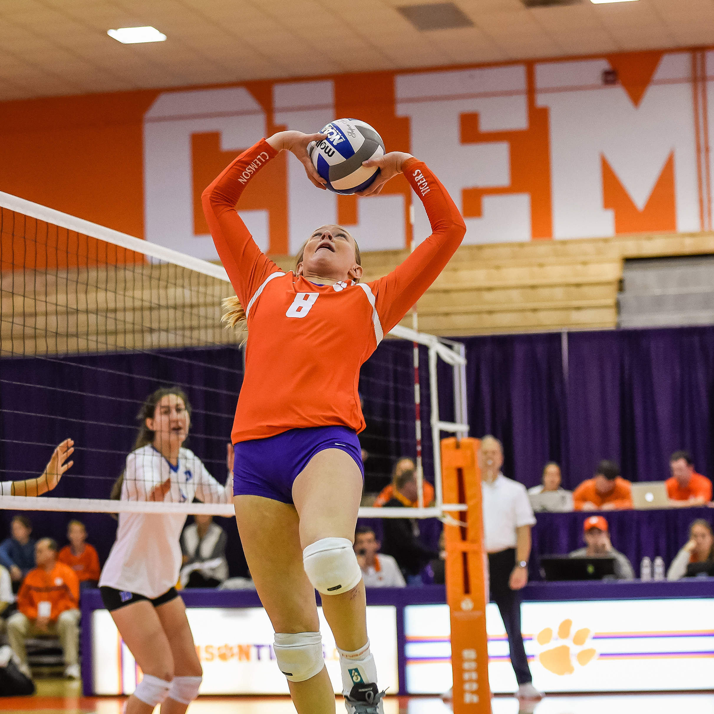 Tigers Fall To #17 Louisville