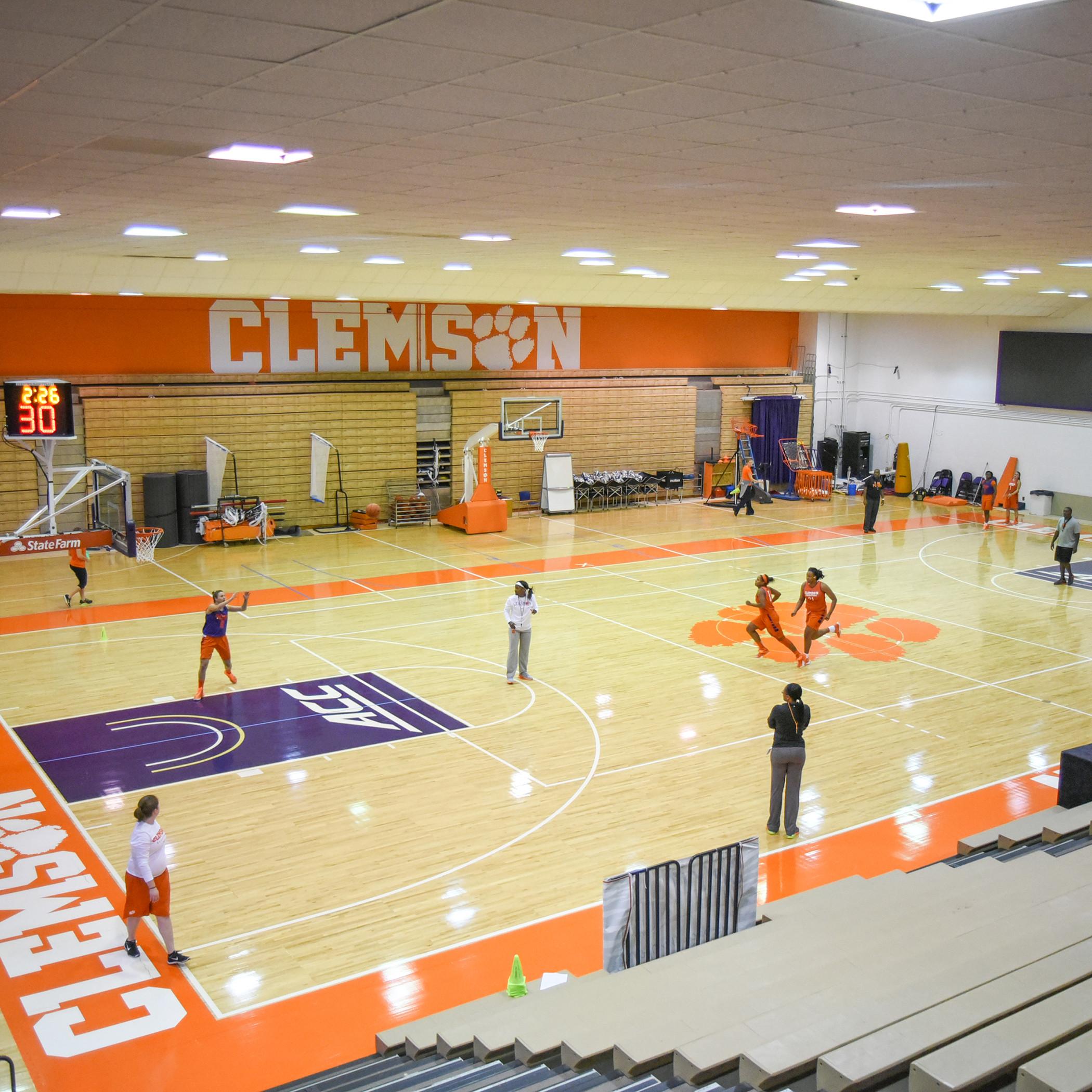 Women's Basketball's Home