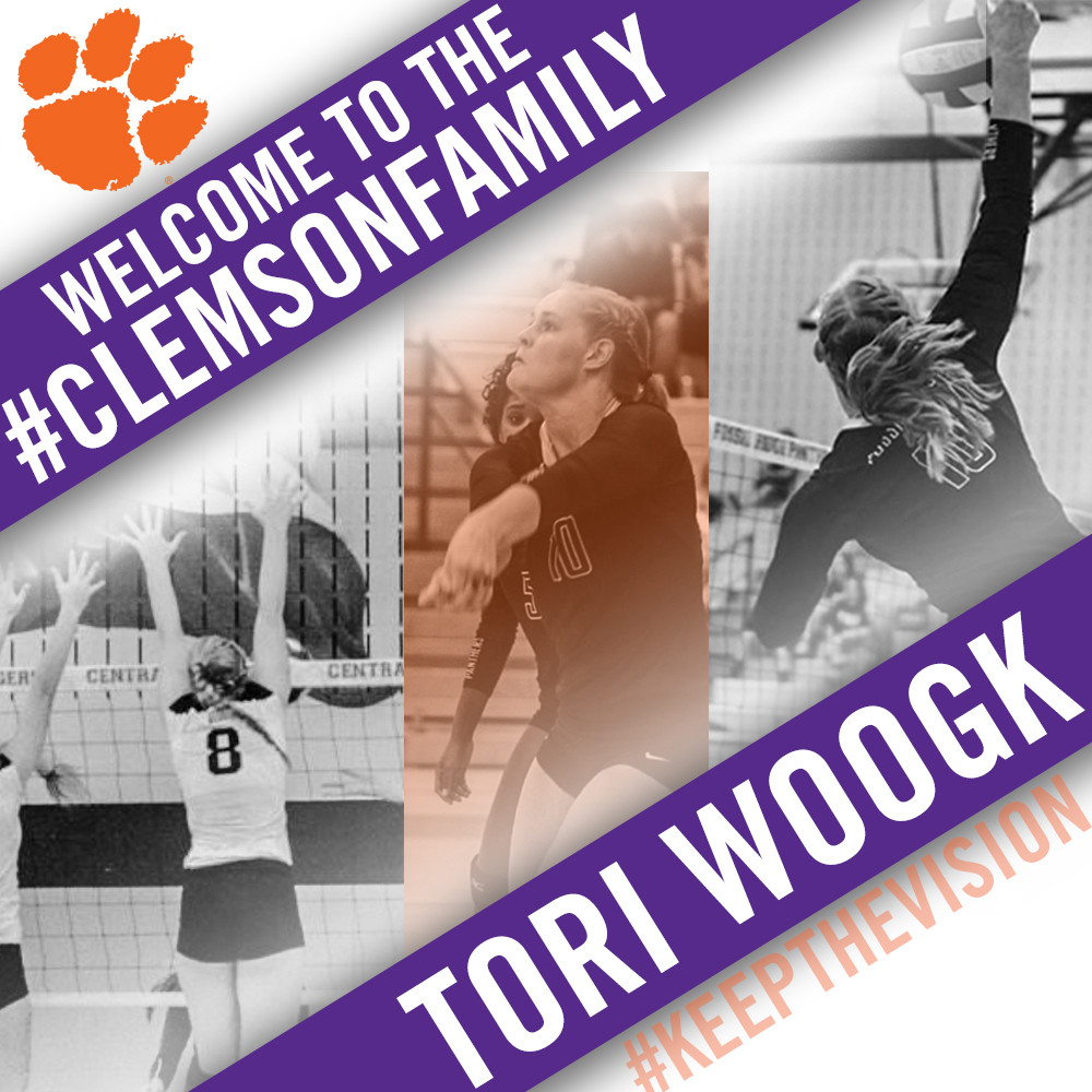 Volleyball Welcomes Woogk To The Family