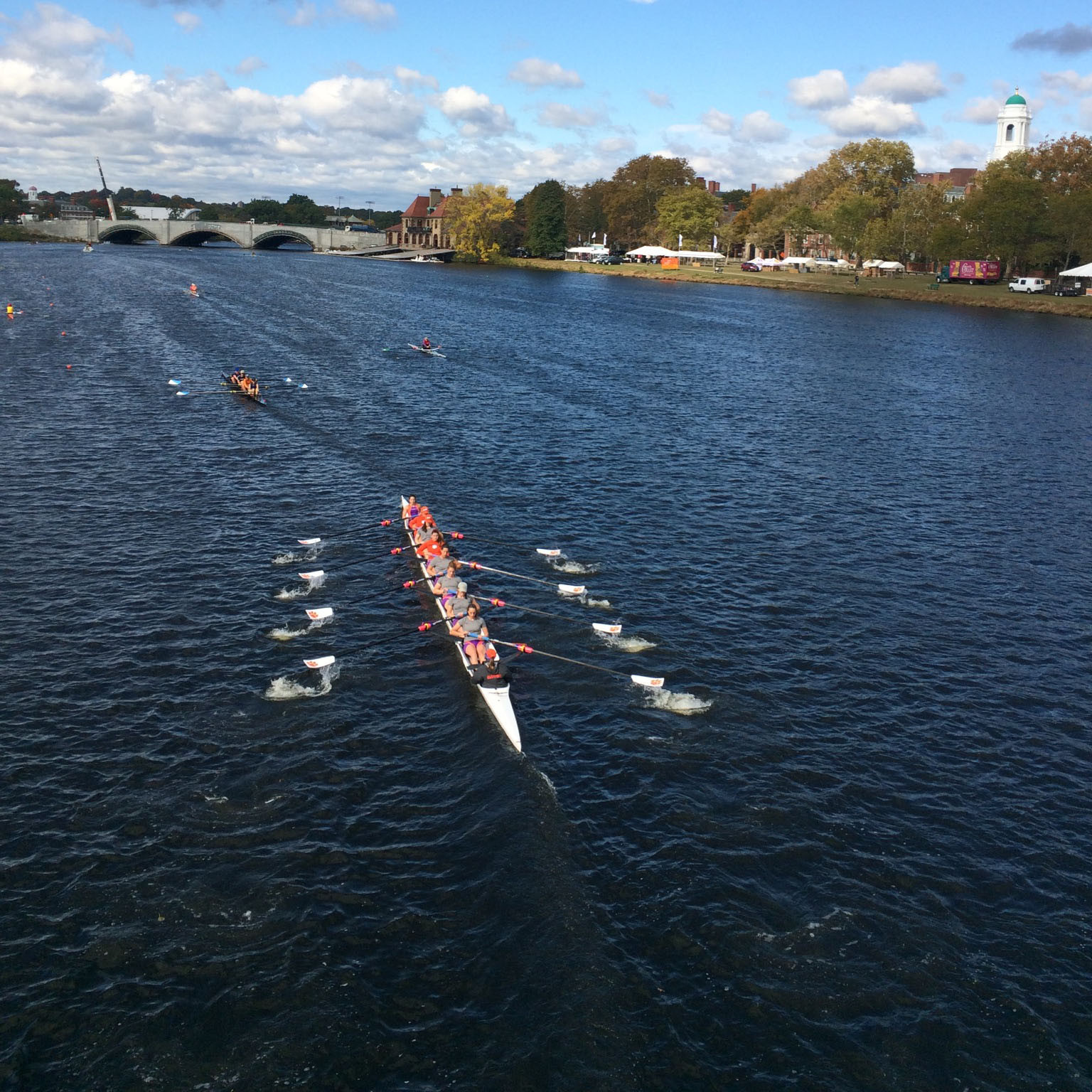 Tigers To Compete In Head of the Hooch