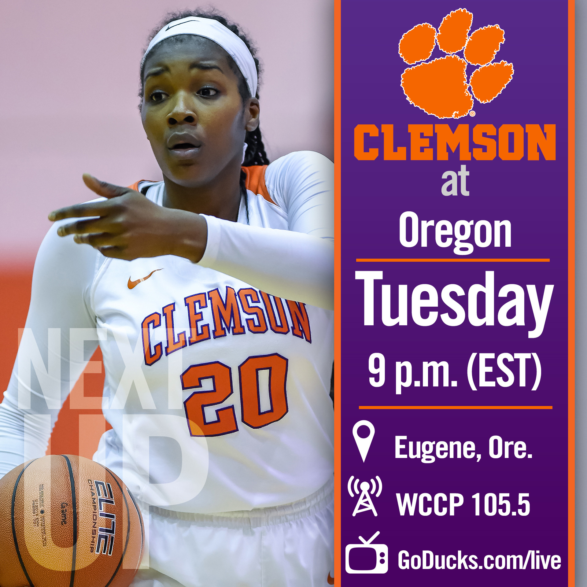 Tigers Travel West To Take On Oregon