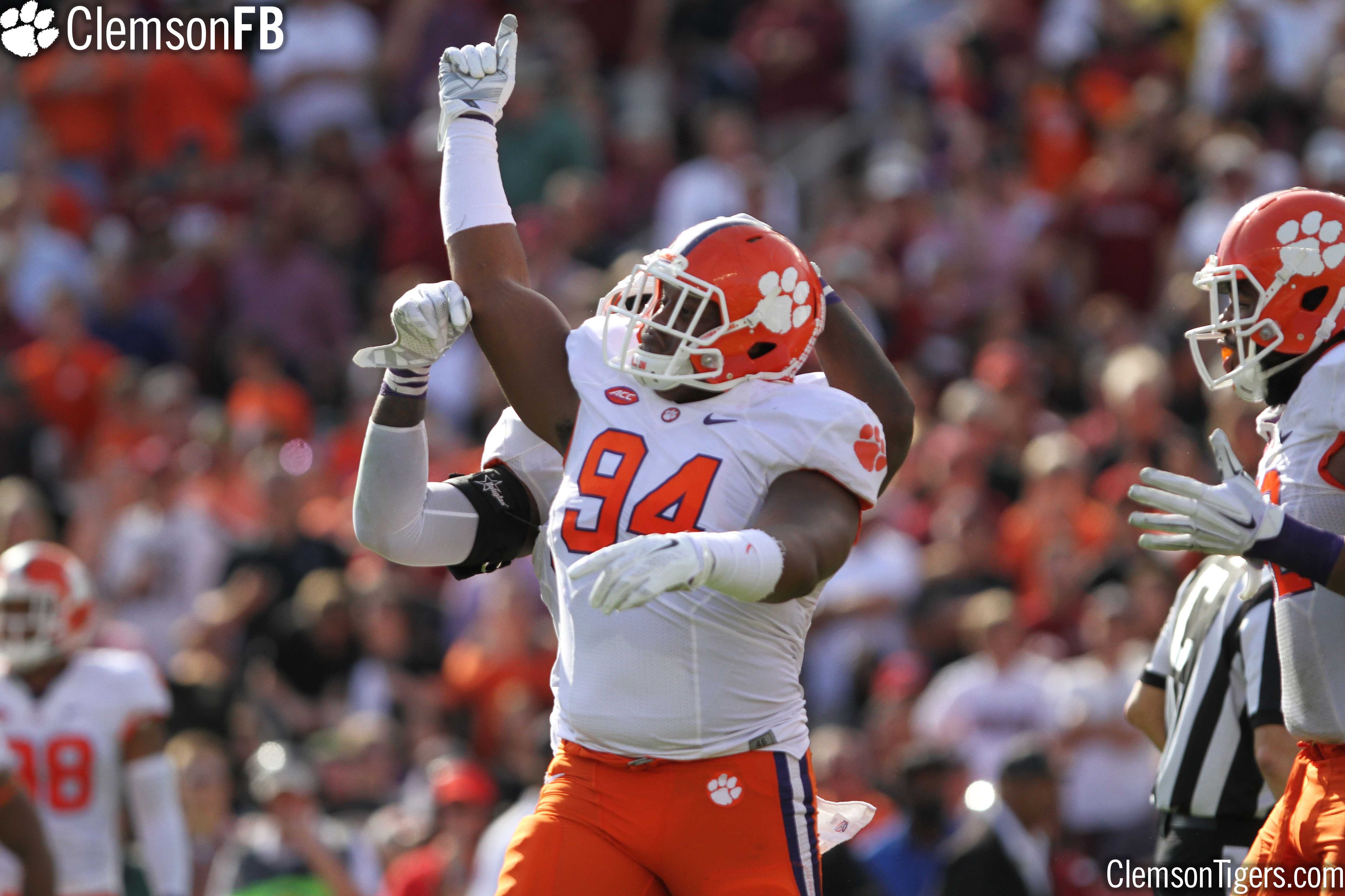 Four Tigers Named to ESPN All-Bowl Team