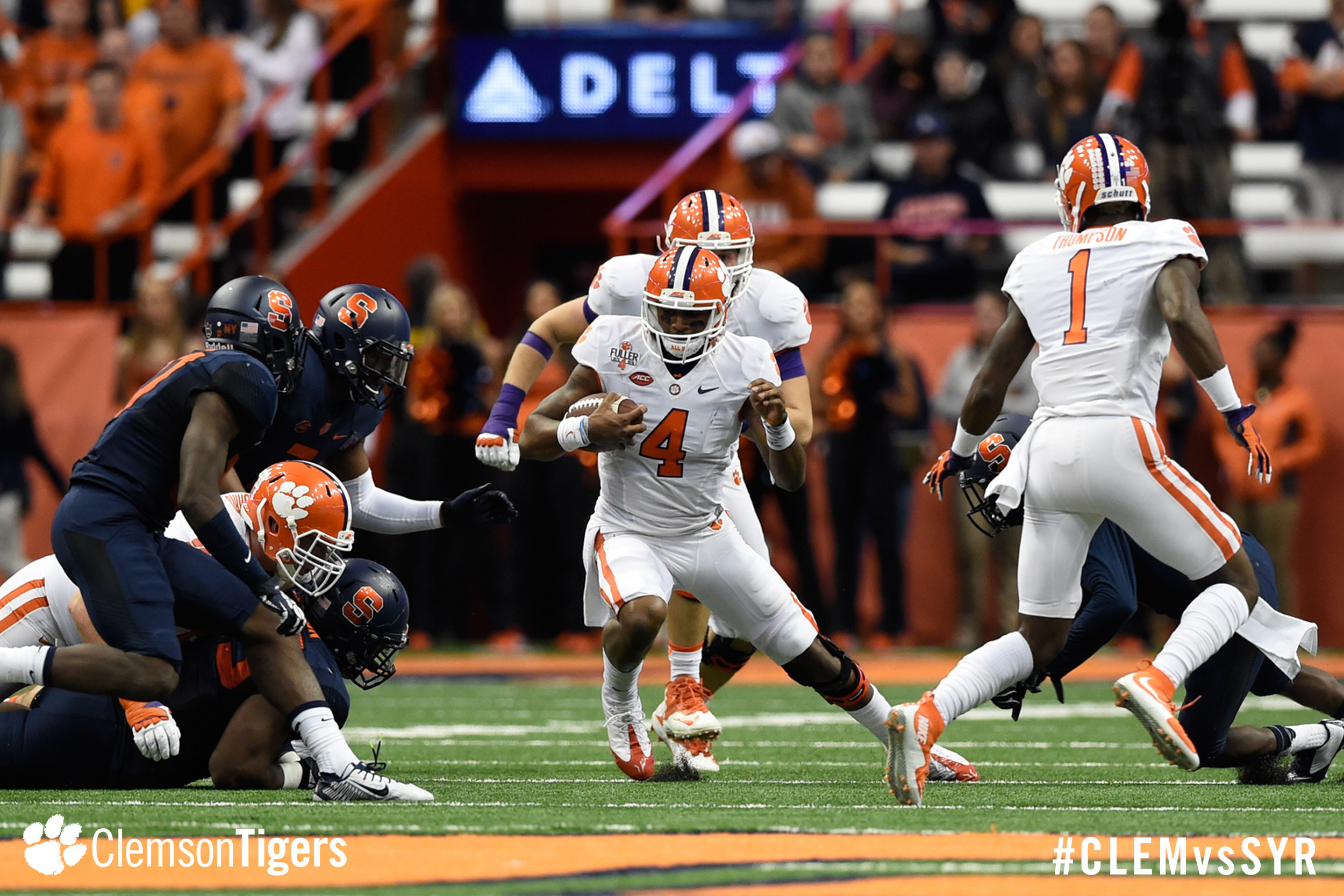 Watson Semifinalist for Walter Camp Player of the Year