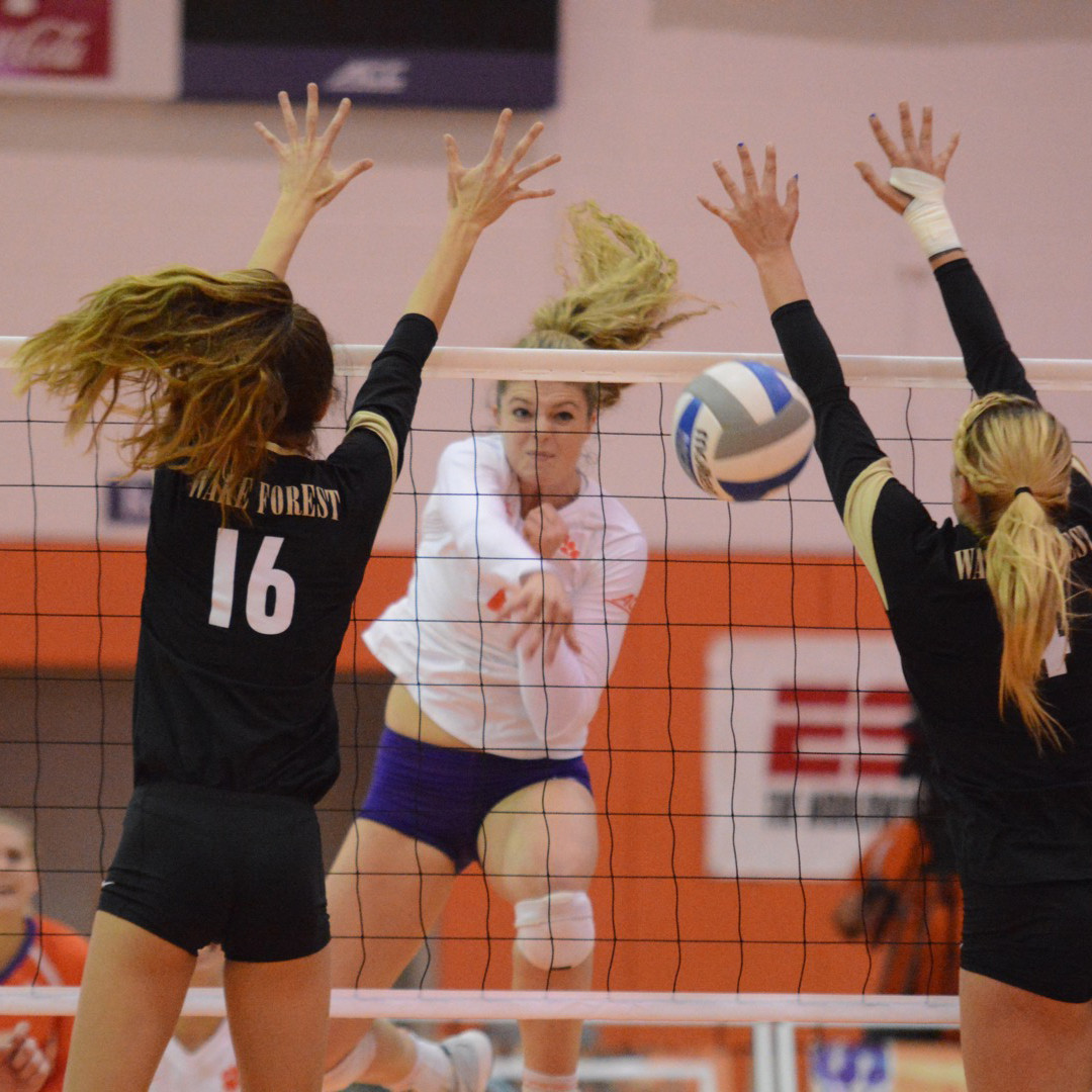 Tigers Fall Short In Five Set Thriller