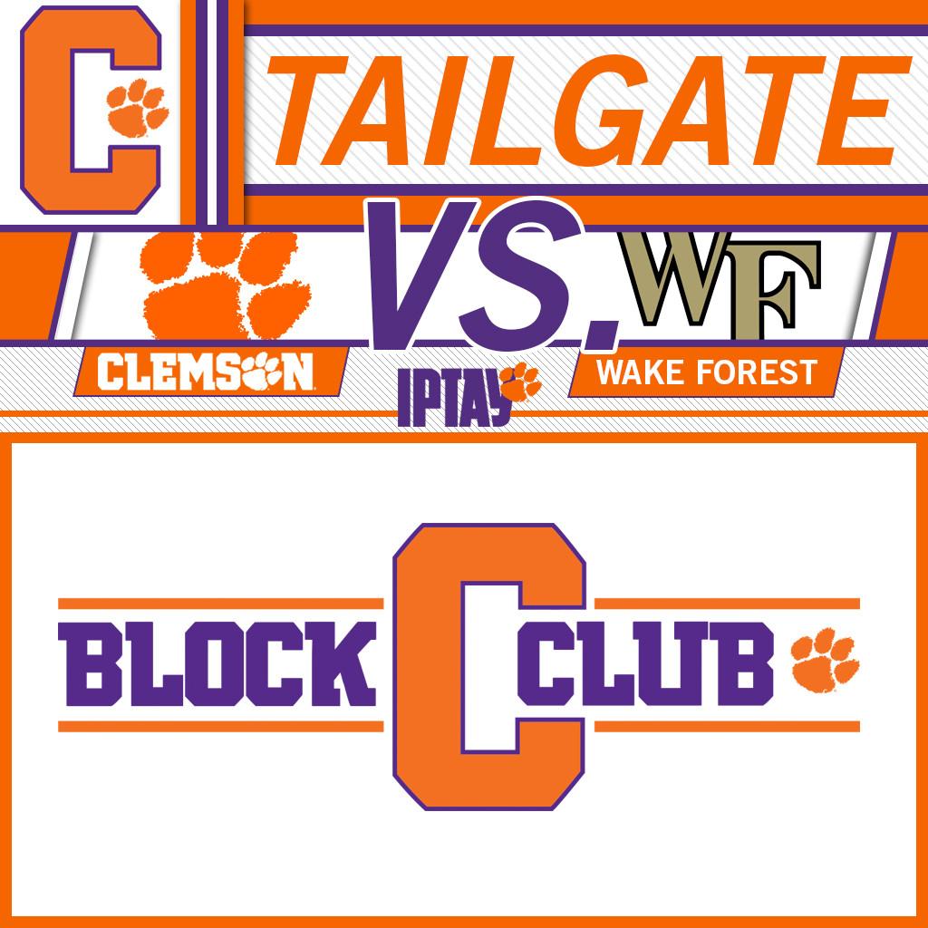Block C Club Tailgate this Saturday