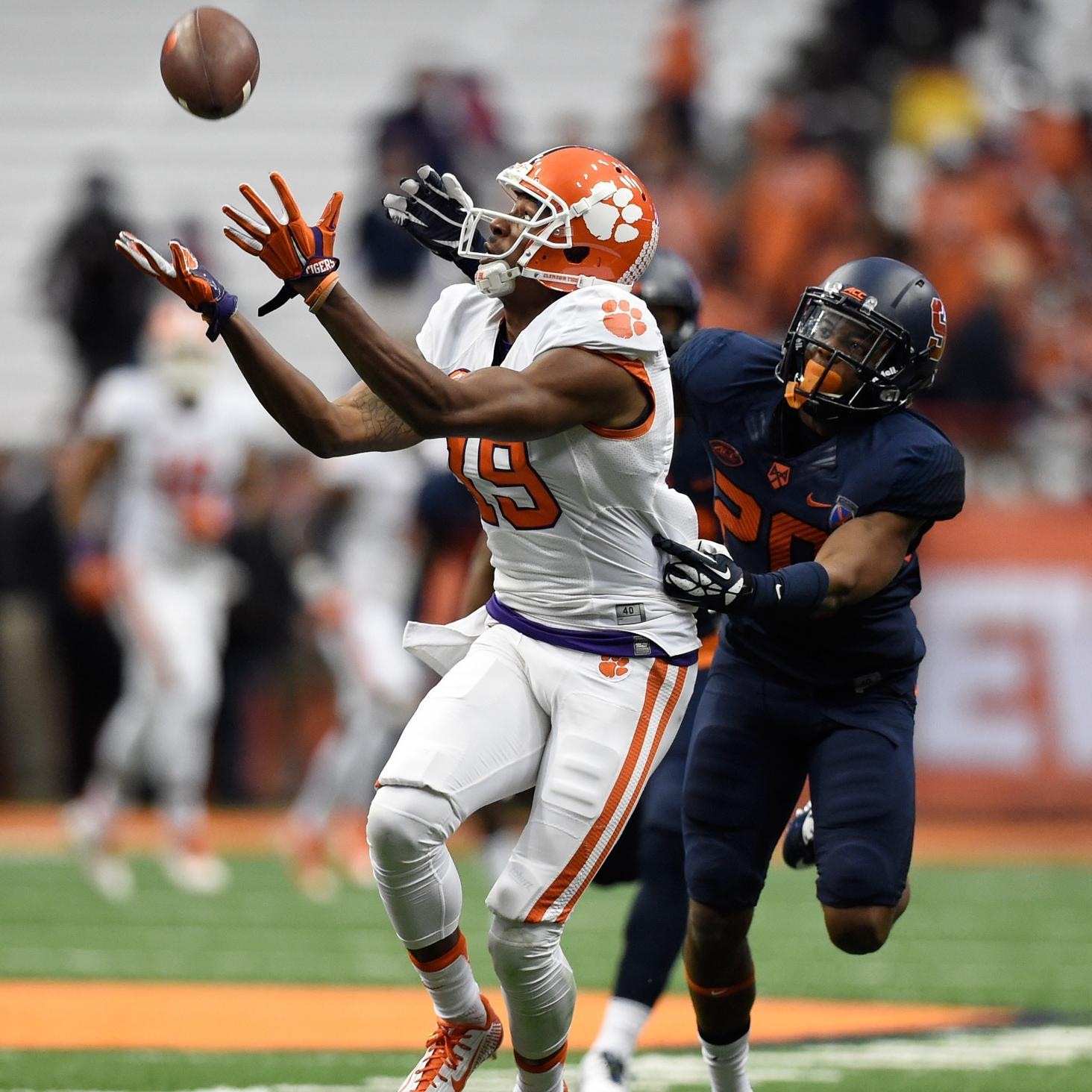 Tigers Stay No. 1 in College Football Playoff Rankings