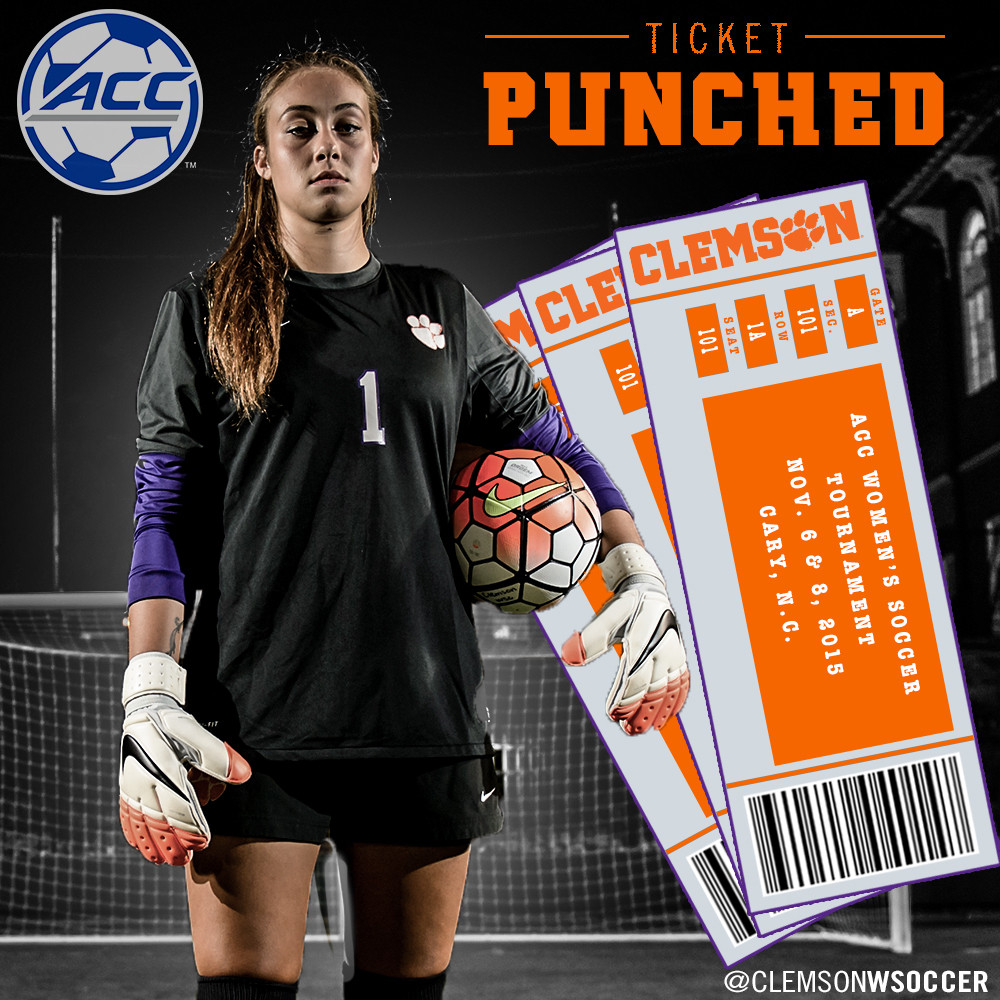 Clemson Faces Virginia in ACC Semifinal Friday in Cary, N.C.