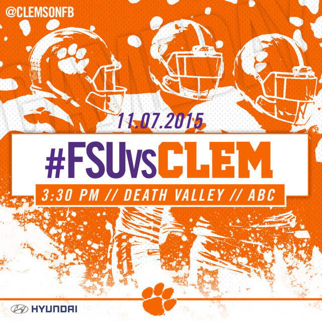 #FSUvsCLEM Gameday Guide