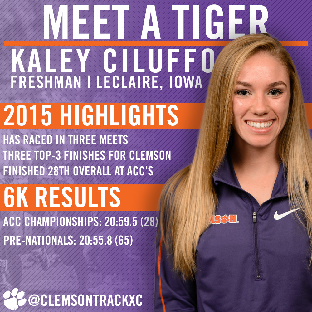 Meet Freshman Kaley Ciluffo