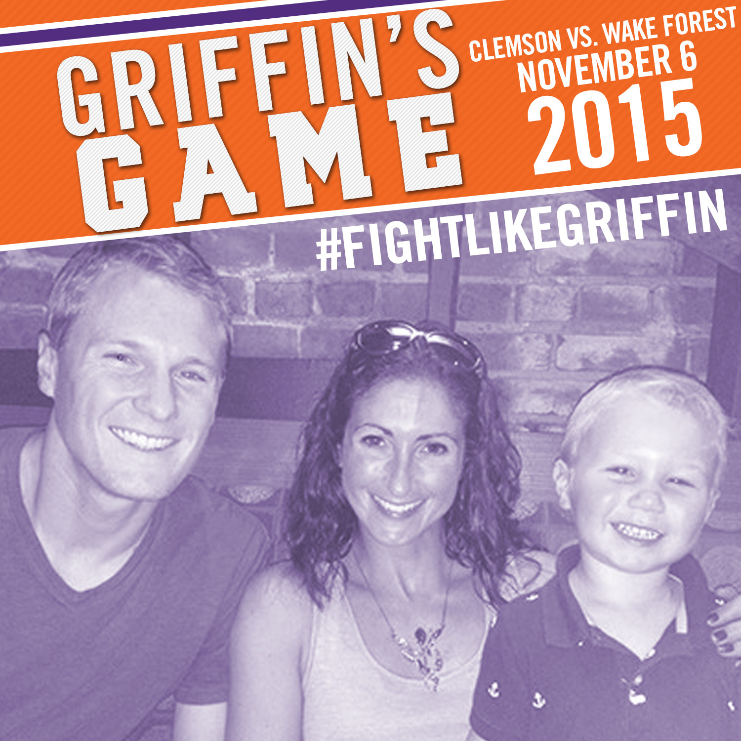 Griffin's Game Set For Friday