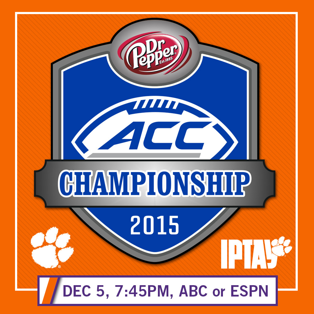ACC Championship Game Ticket Information