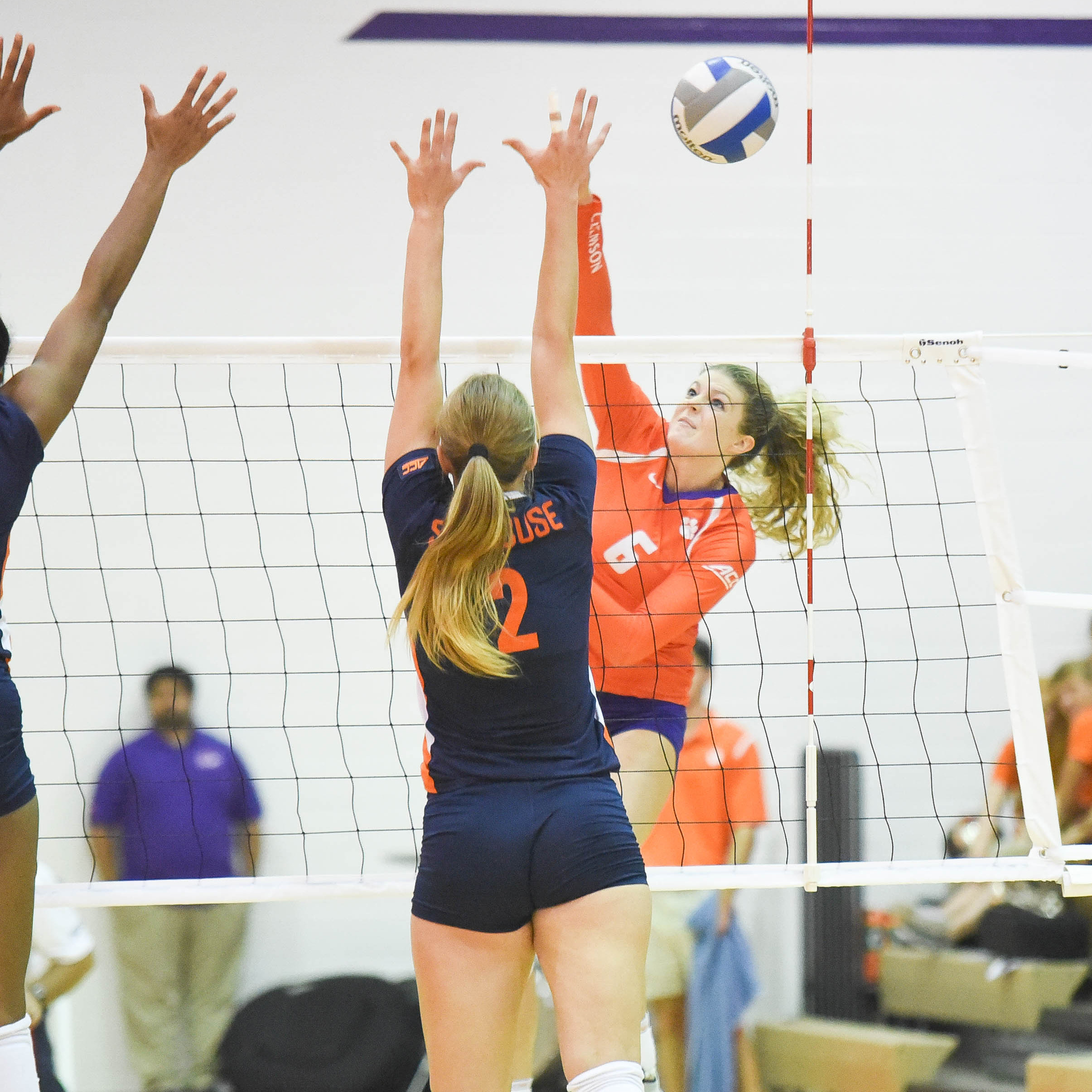 Clemson Comes Up Short In Rematch With Syracuse