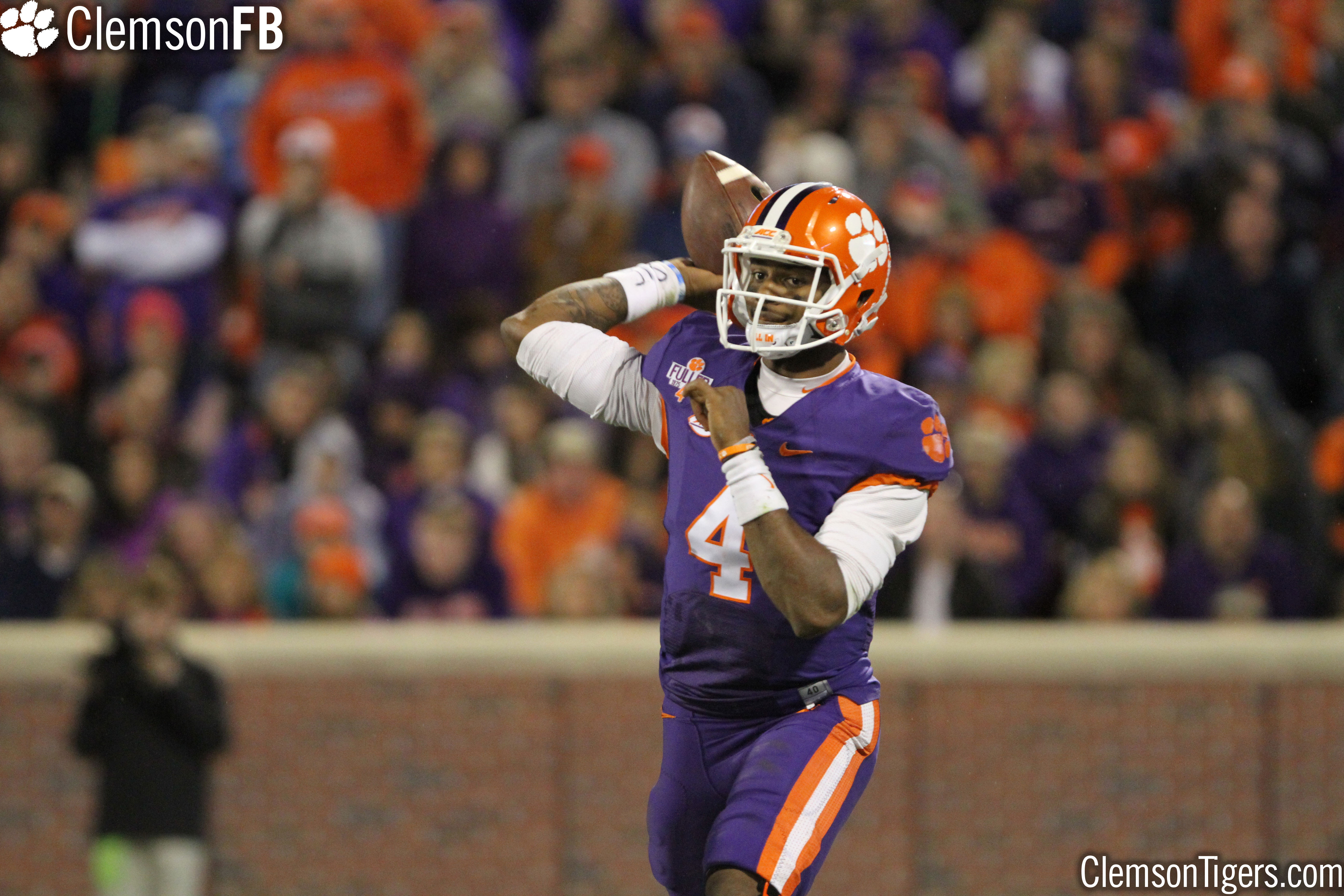 Watson Finalist for Walter Camp Player of the Year