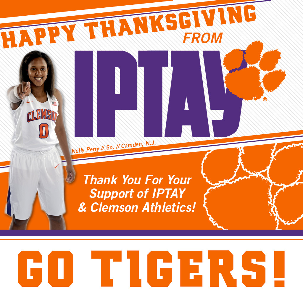 IPTAY Office Thanksgiving Schedule