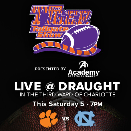 Academy Sports + Outdoors Tiger Tailgate Show Heads to Charlotte