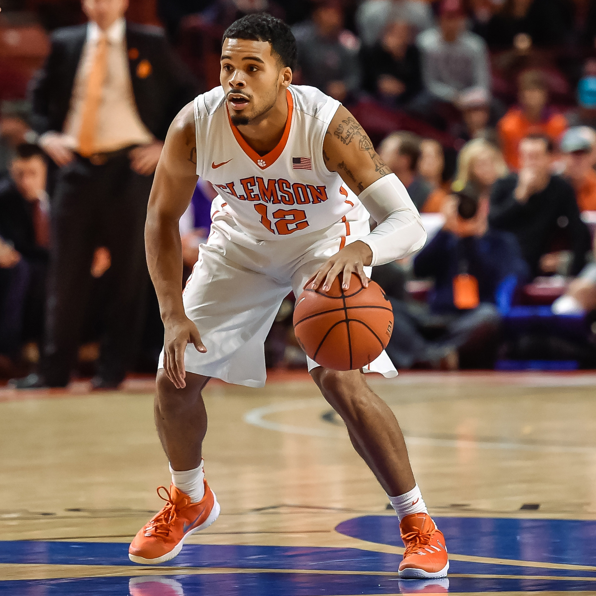 Tigers Open ACC Play in Chapel Hill
