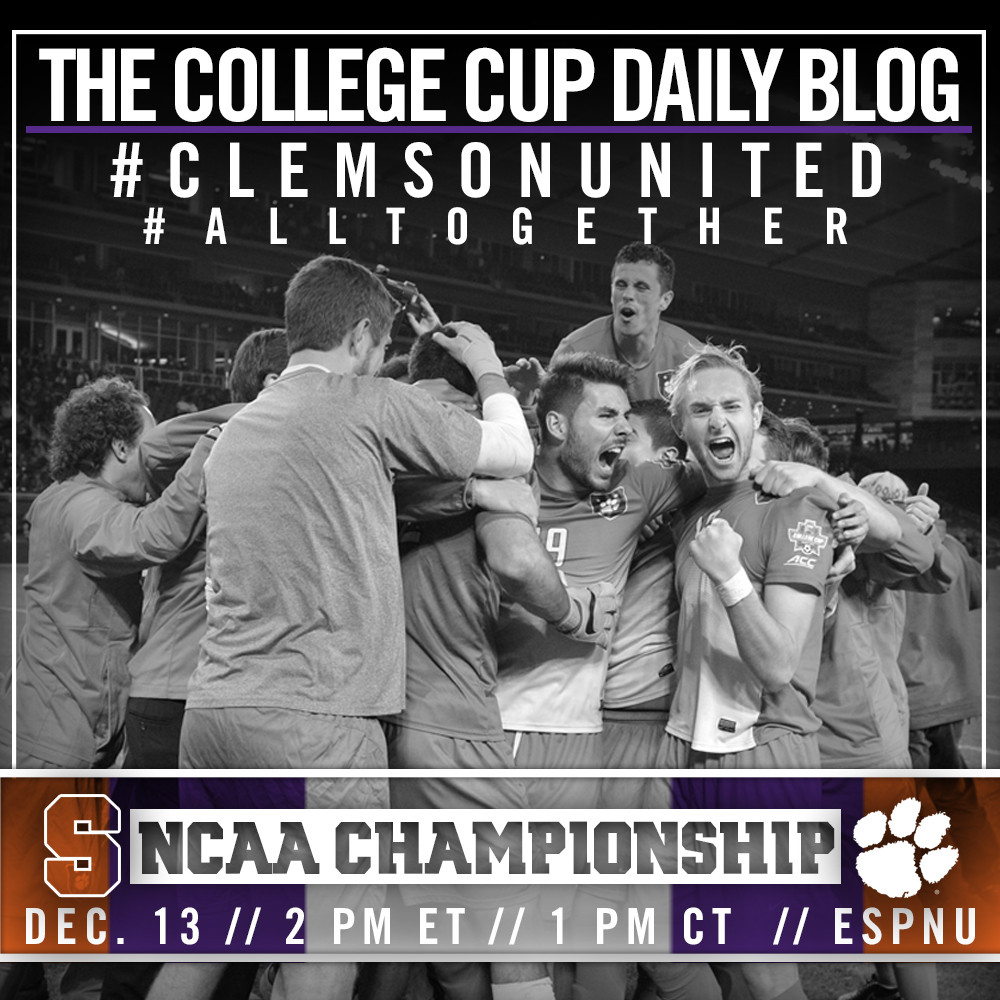 BLOG: The College Cup
