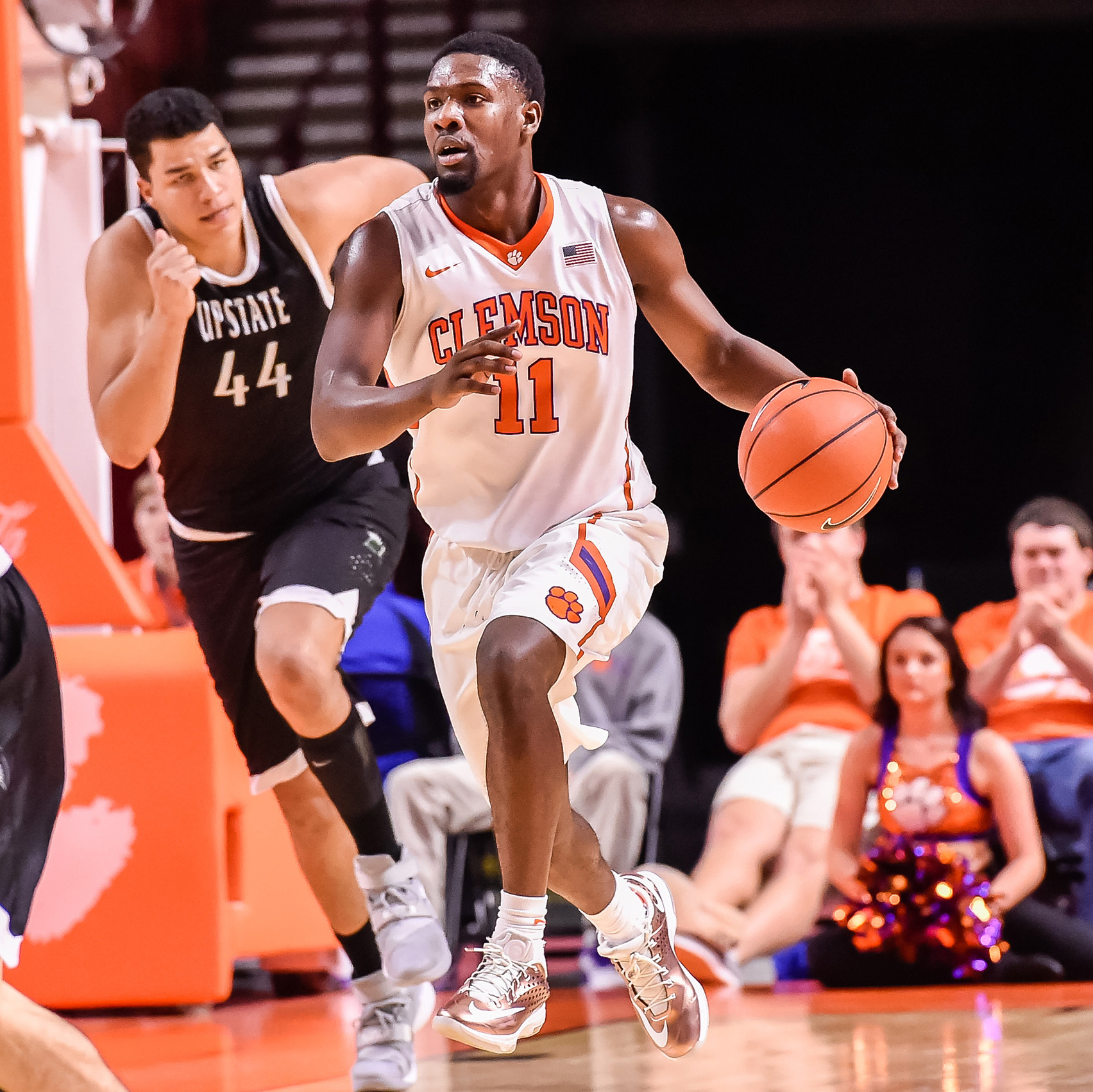 Tigers Host Wofford Sunday