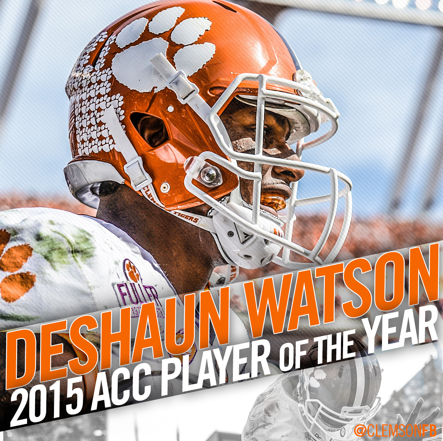 Watson Named ACC Player of the Year