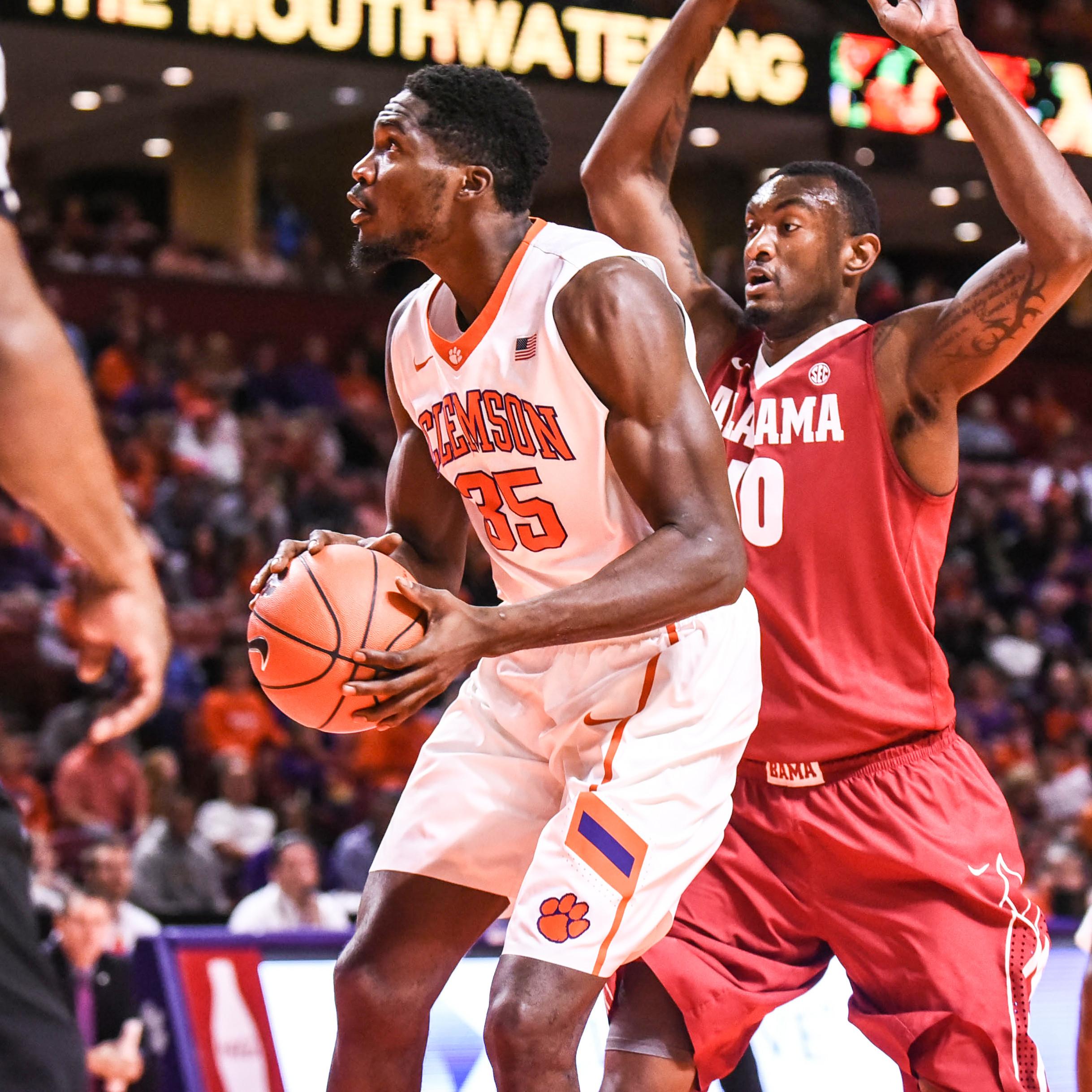 Tigers Drop Tough One to Alabama, 51-50