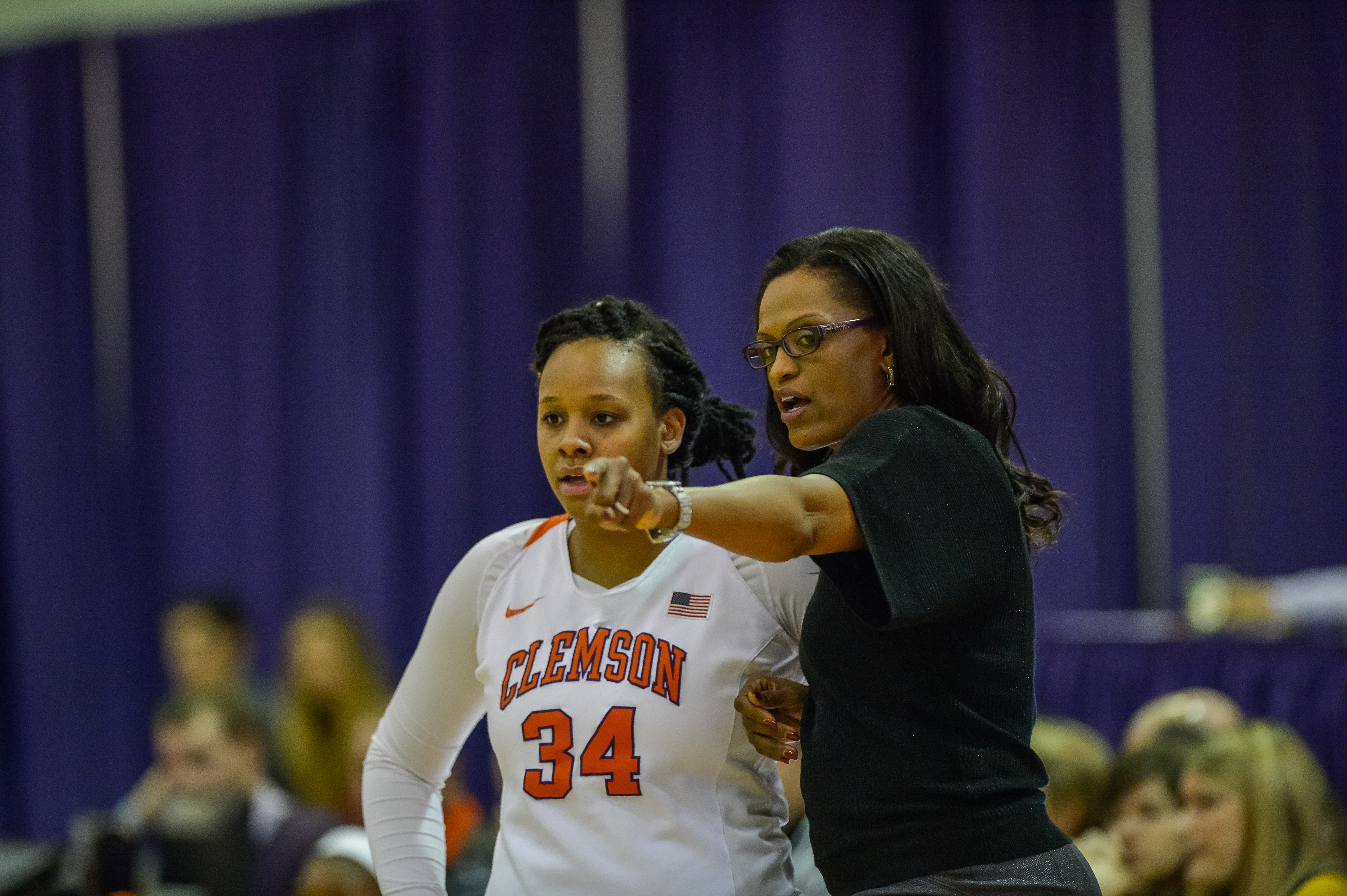 Lady Tigers Host Duke on Thursday