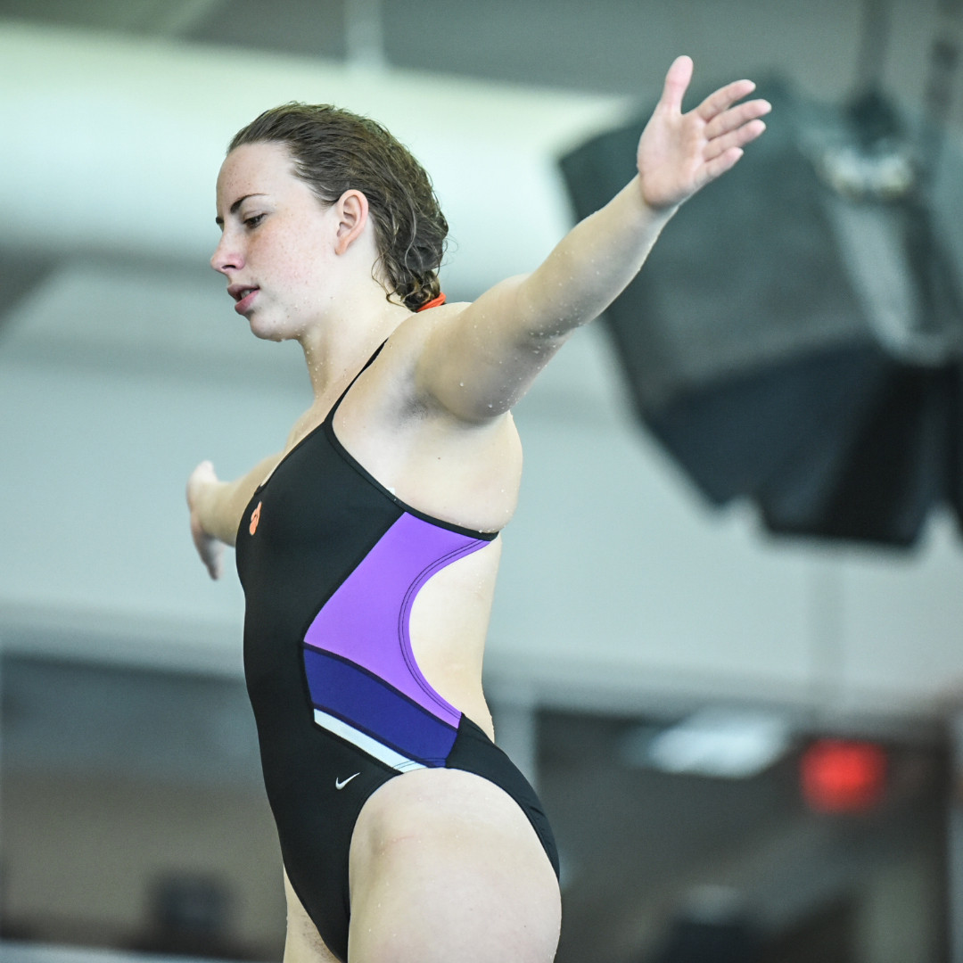 Tigers Fall to Dukes in Final Home Meet