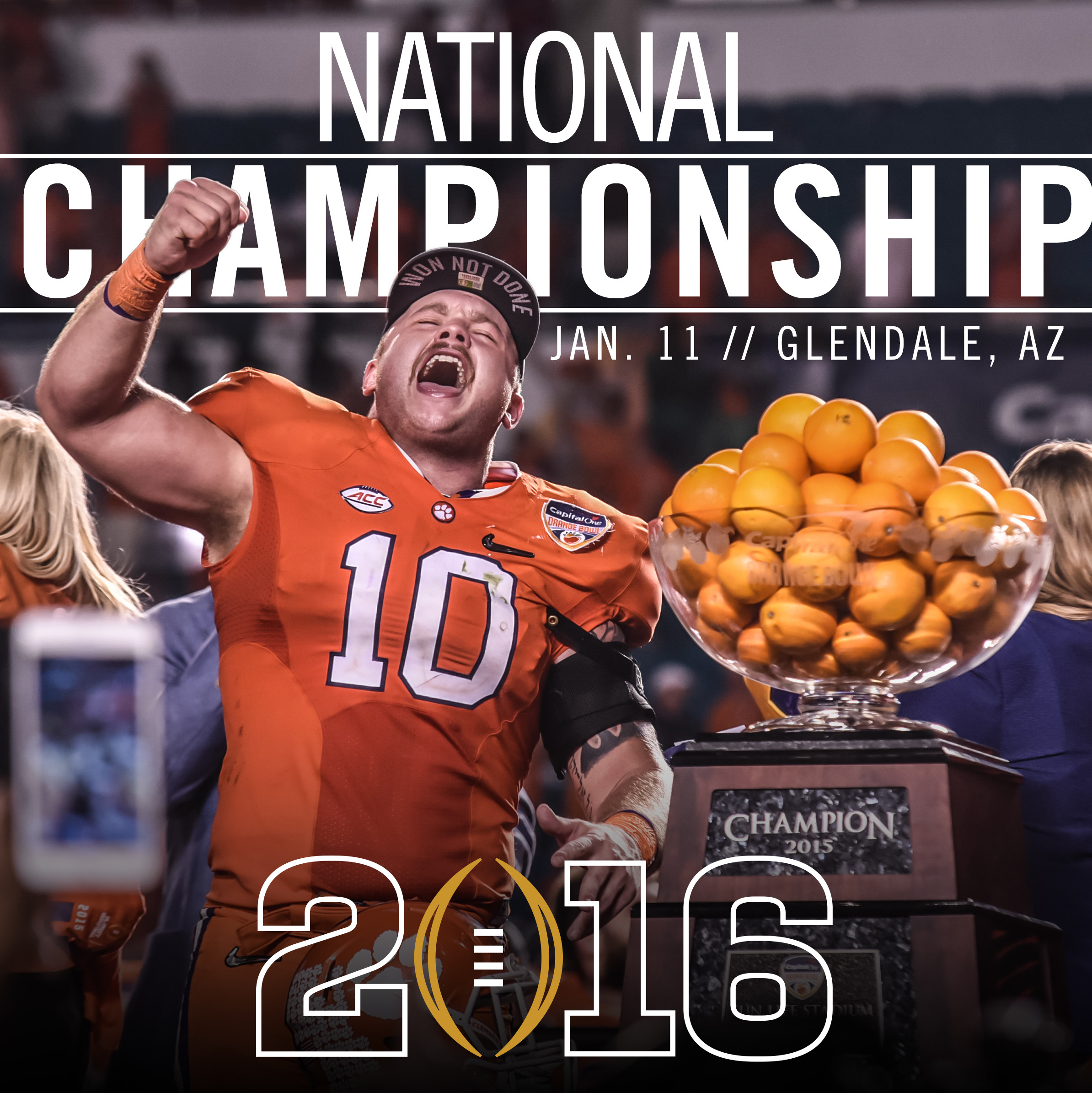 National Championship Info