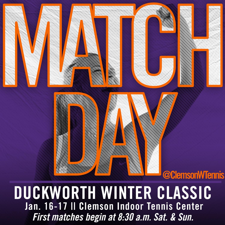 Tigers Host Duckworth Winter Classic Saturday & Sunday
