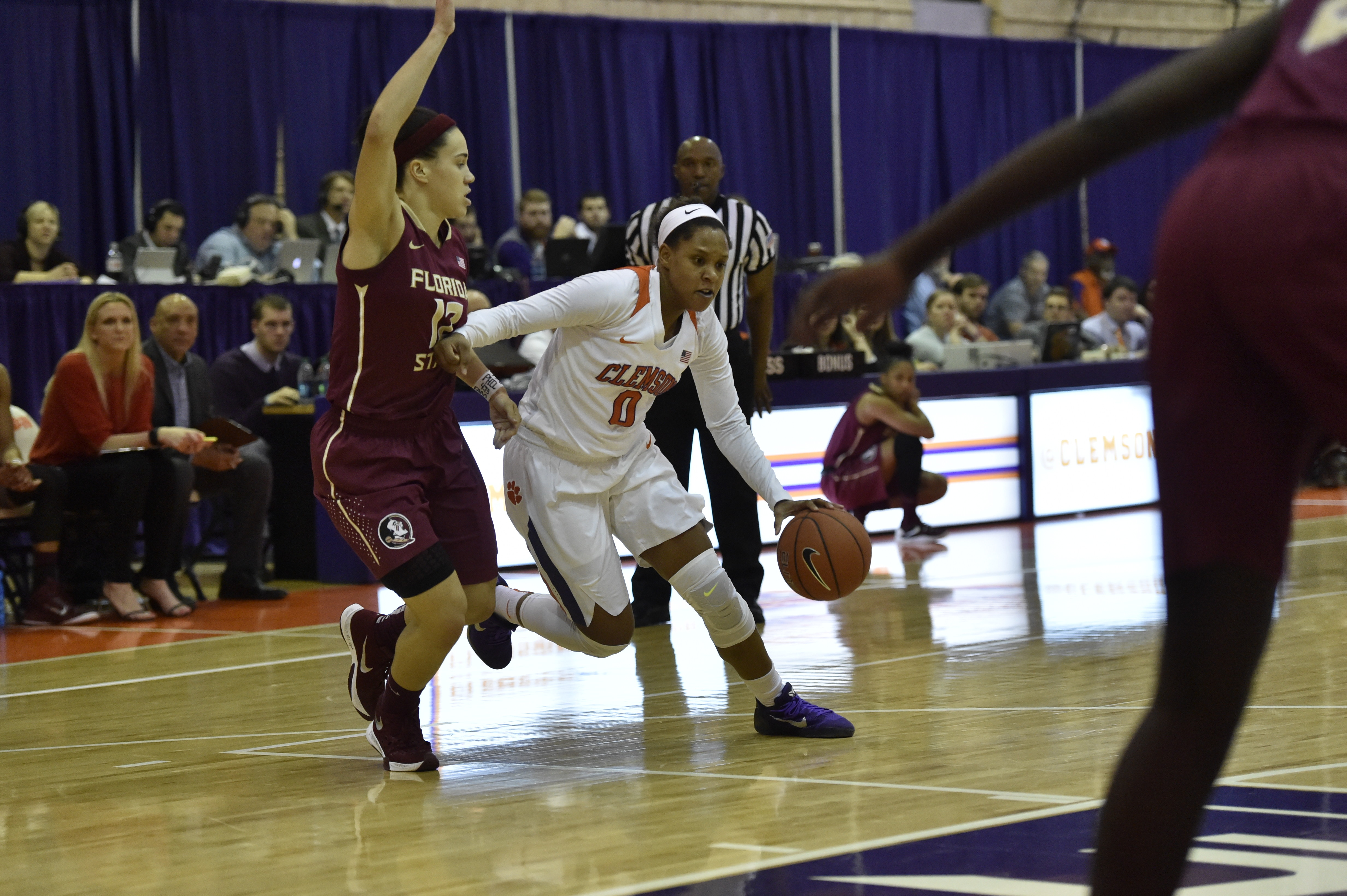 Lady Tigers Fall to #16 Florida State
