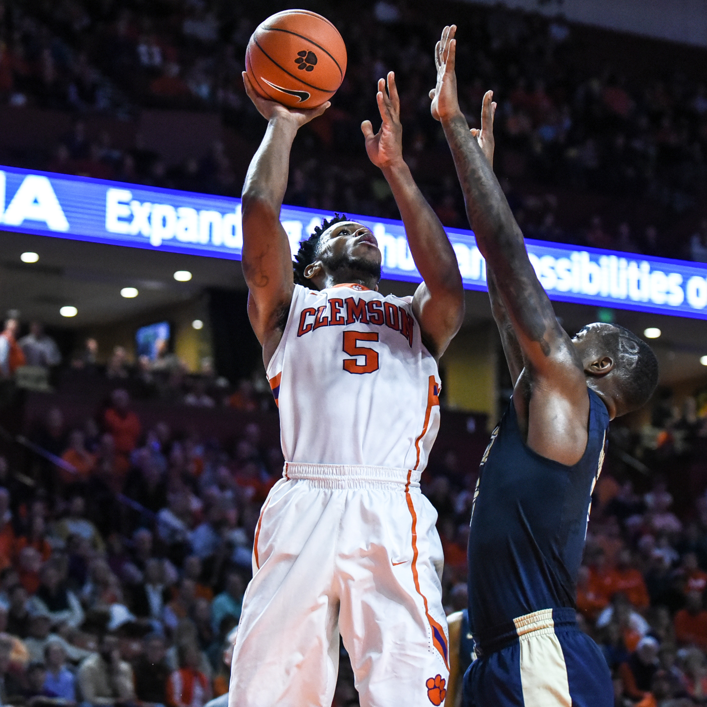 Tigers Fall at Florida State, 76-65