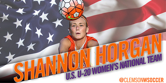 Horgan Named to U-20 USWNT Roster