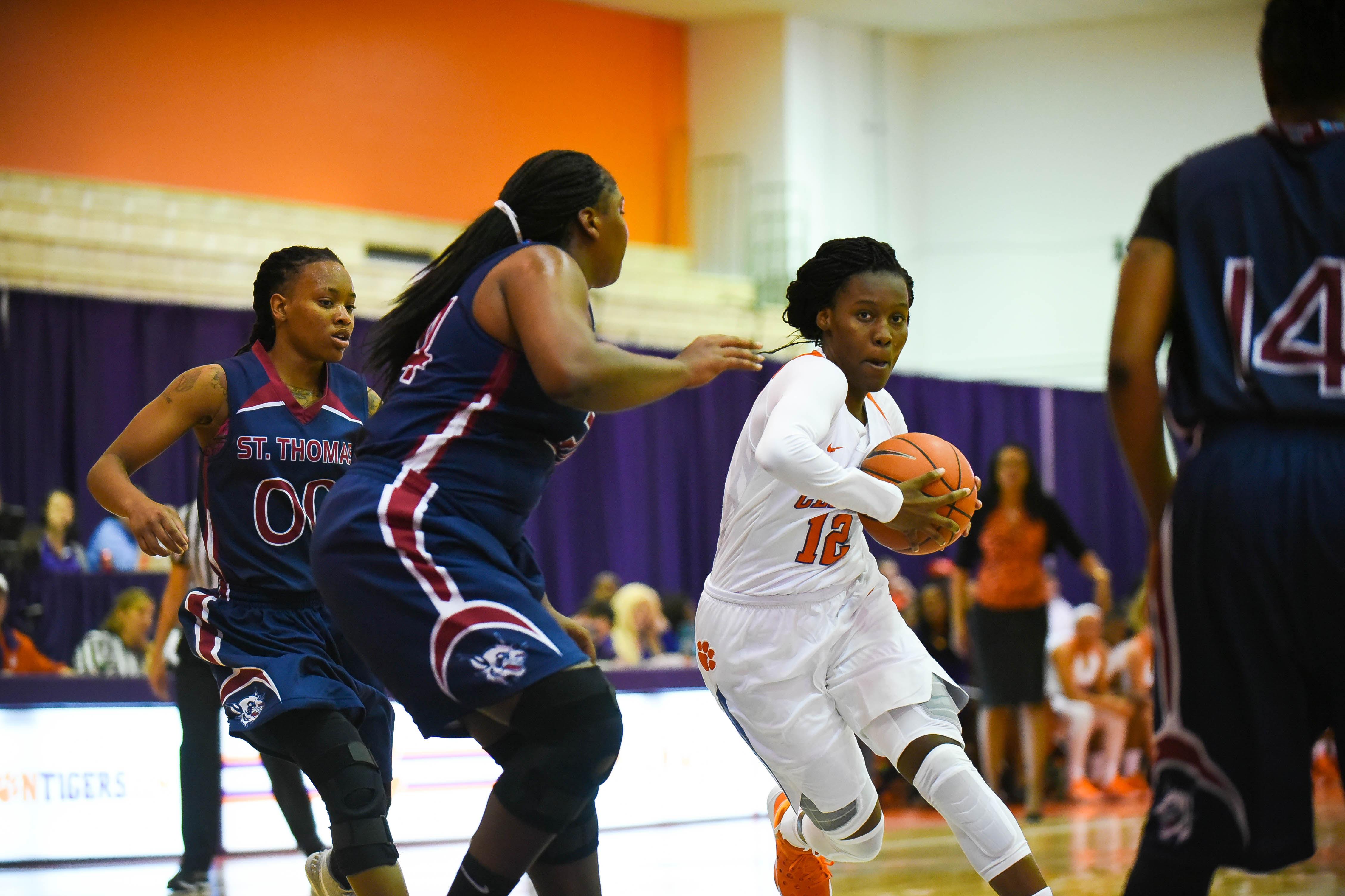 Lady Tigers Drop Close Decision to Georgia Tech