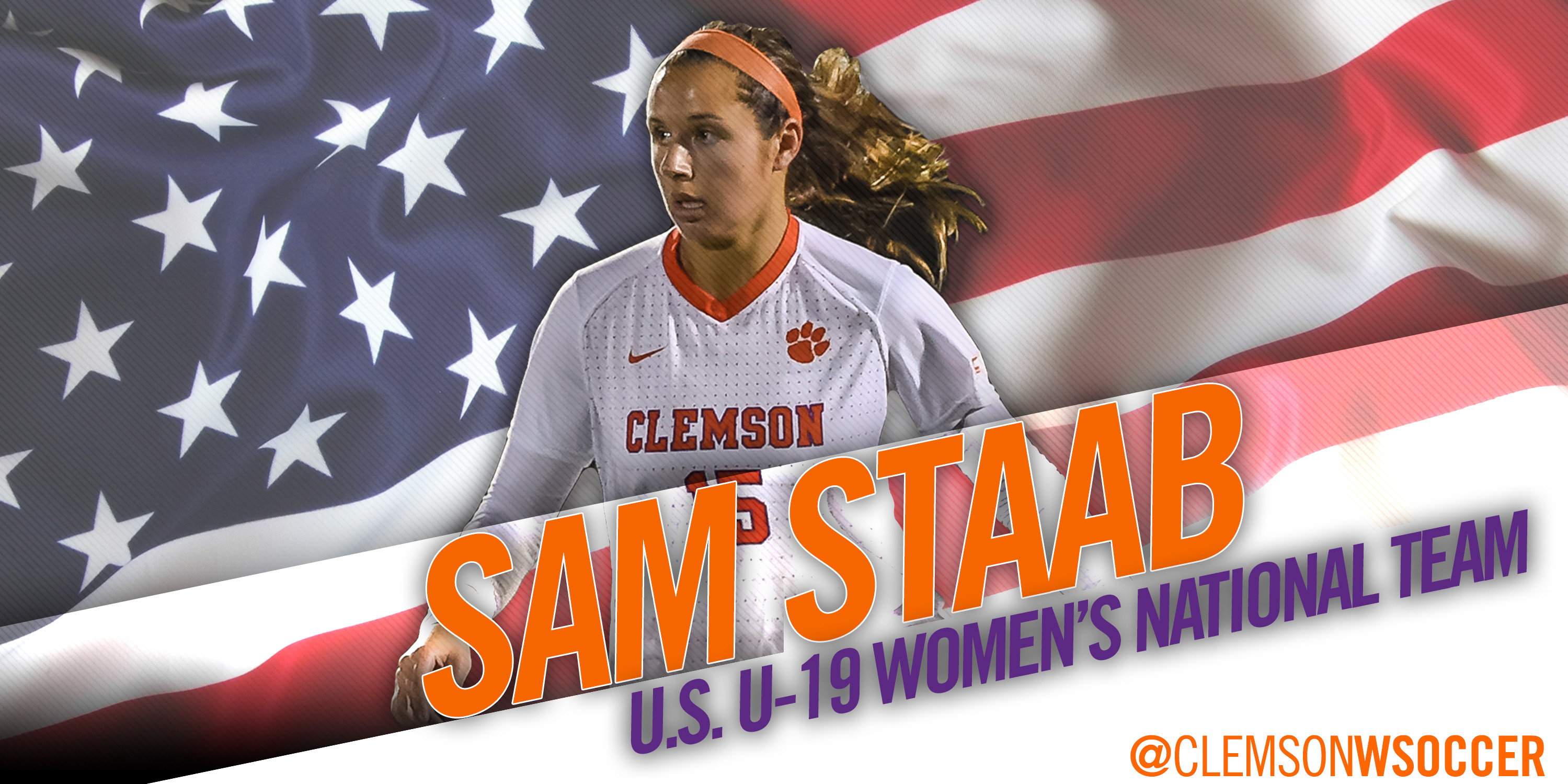 Staab Invited to U19 USWNT Camp