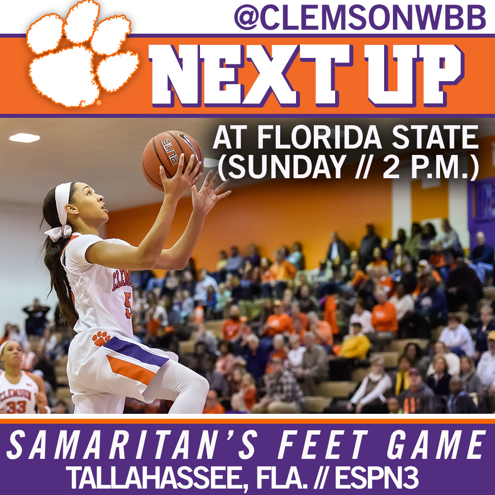 Tigers Tangle with Seminoles Sunday