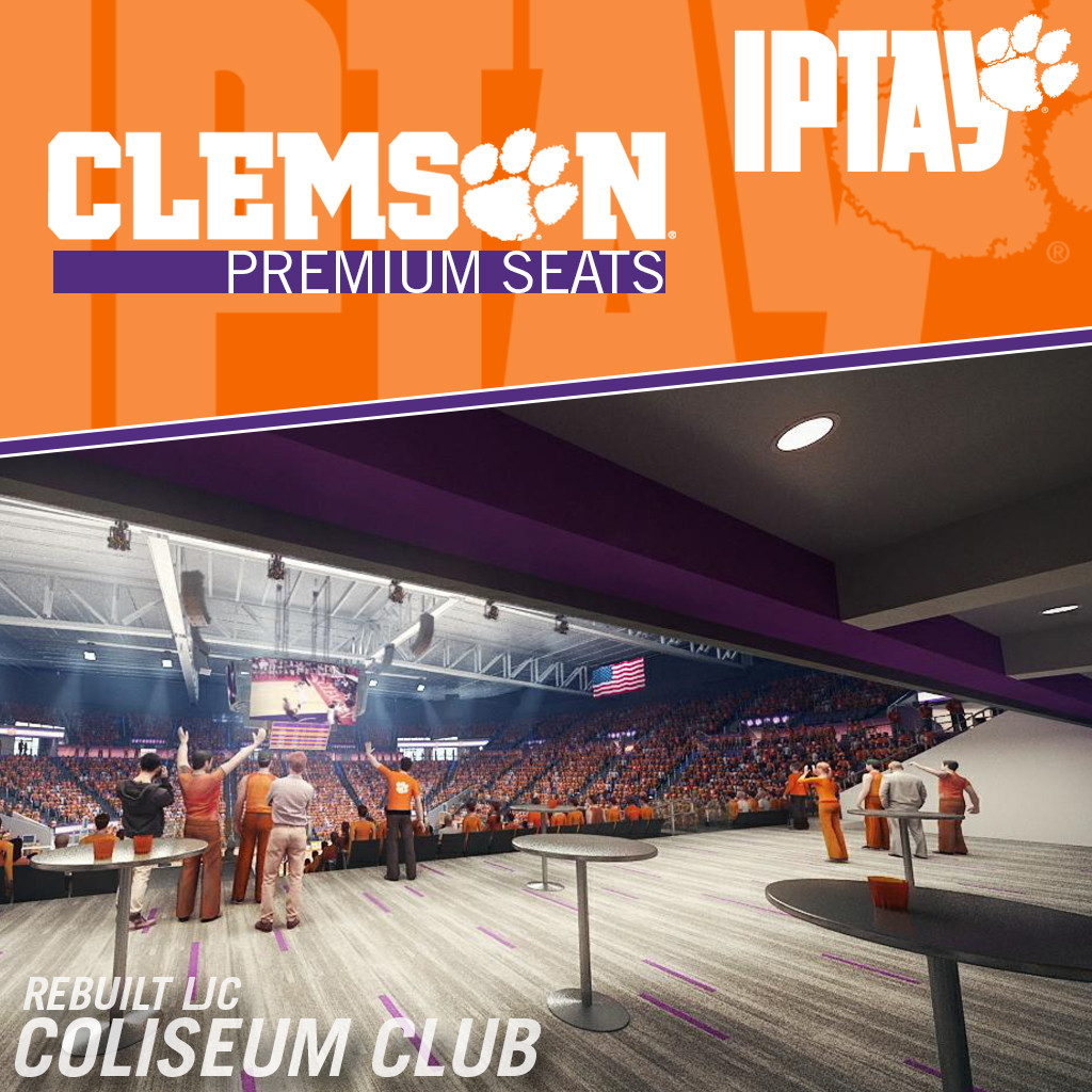 Order Your Coliseum Club Seats In The Rebuilt LJC Today!