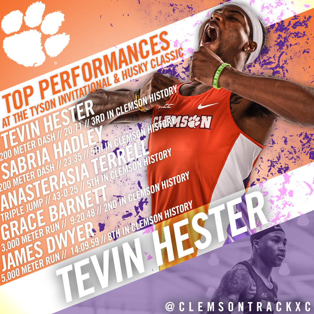 Tigers Continue To Rewrite Clemson Record Book