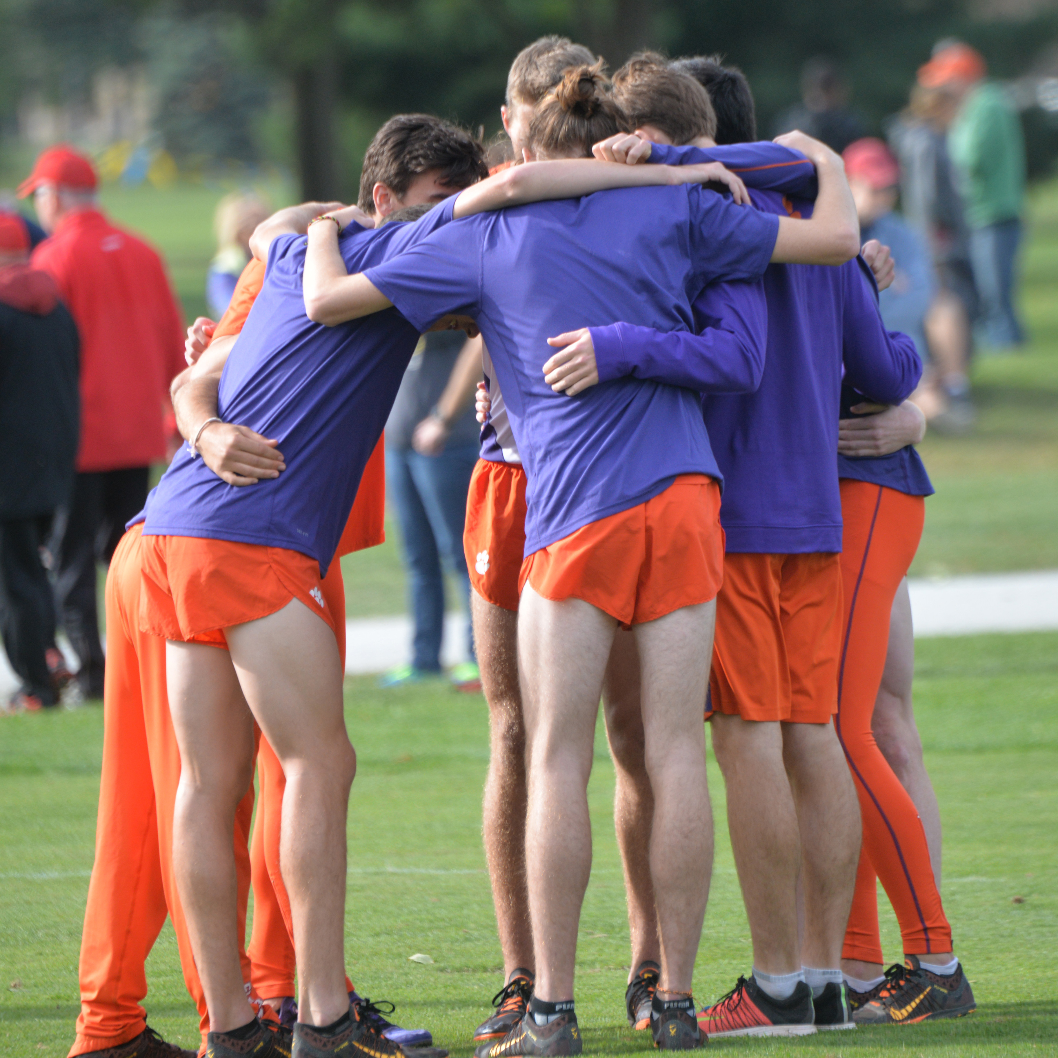 Cross Country Lands Academic Honors