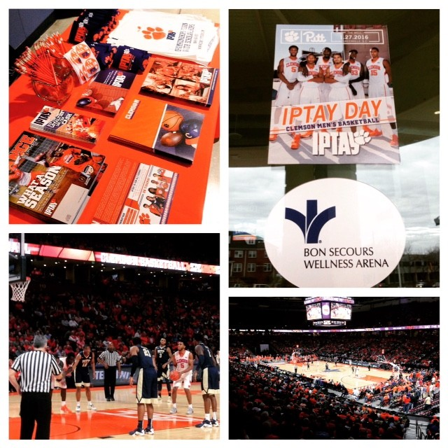 IPTAY Day At The Well Sees Big Time Success!