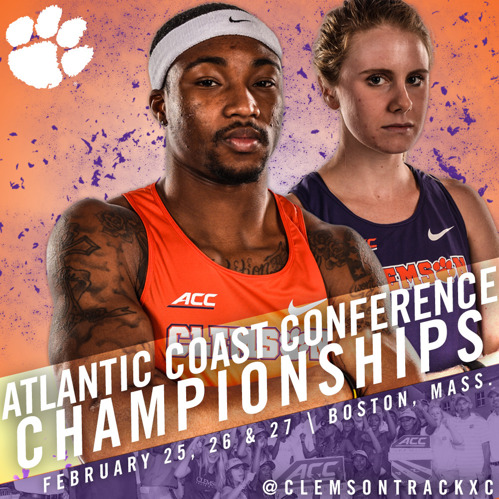 Tigers Boston Bound for ACC Indoors