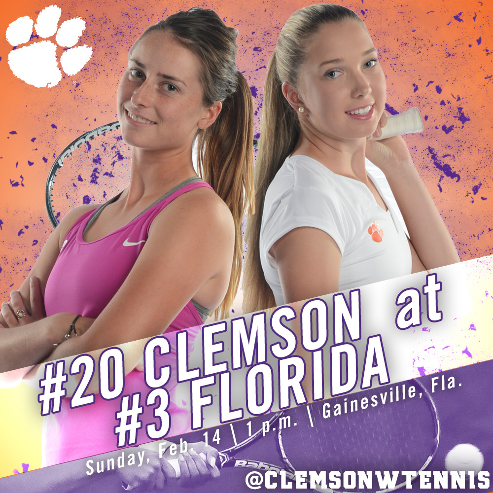 No. 20 Tigers Face Tough Test at No. 3 Florida Sunday