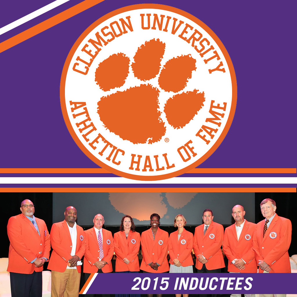2016 Clemson Athletic Hall of Fame Nominations Now Open