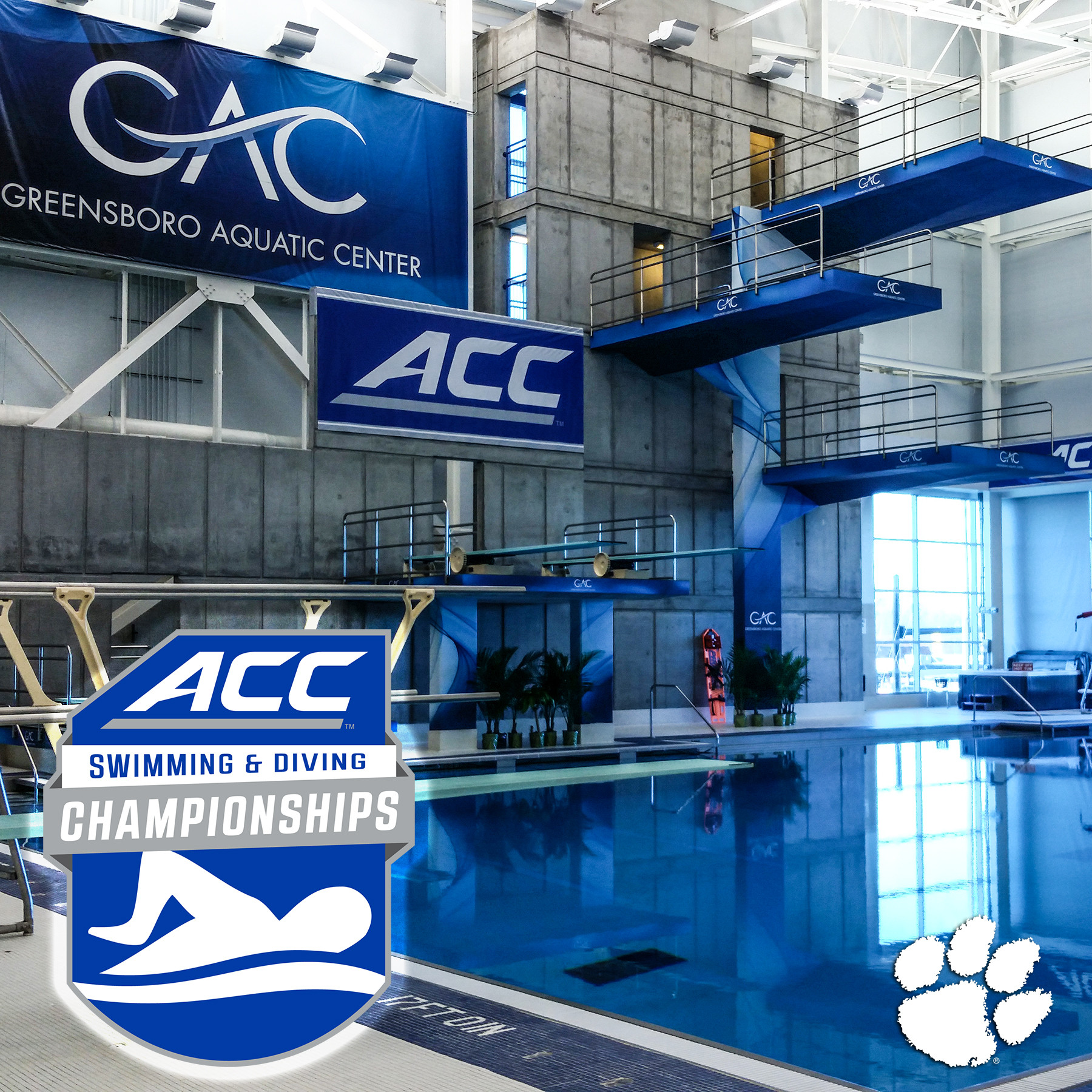Clemson Begins ACC Championship Competition Wednesday