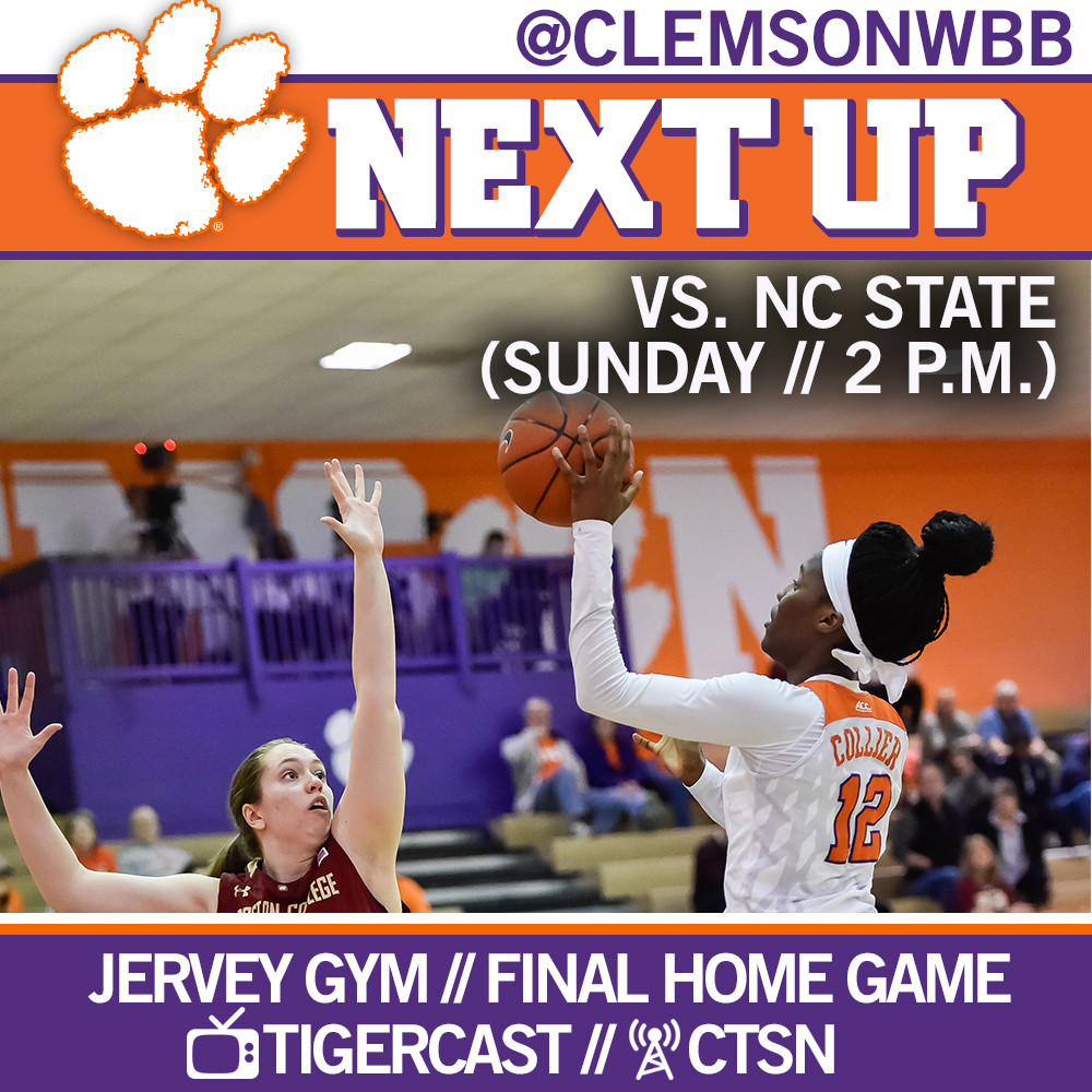 Tigers Face NC State in Final Home Game