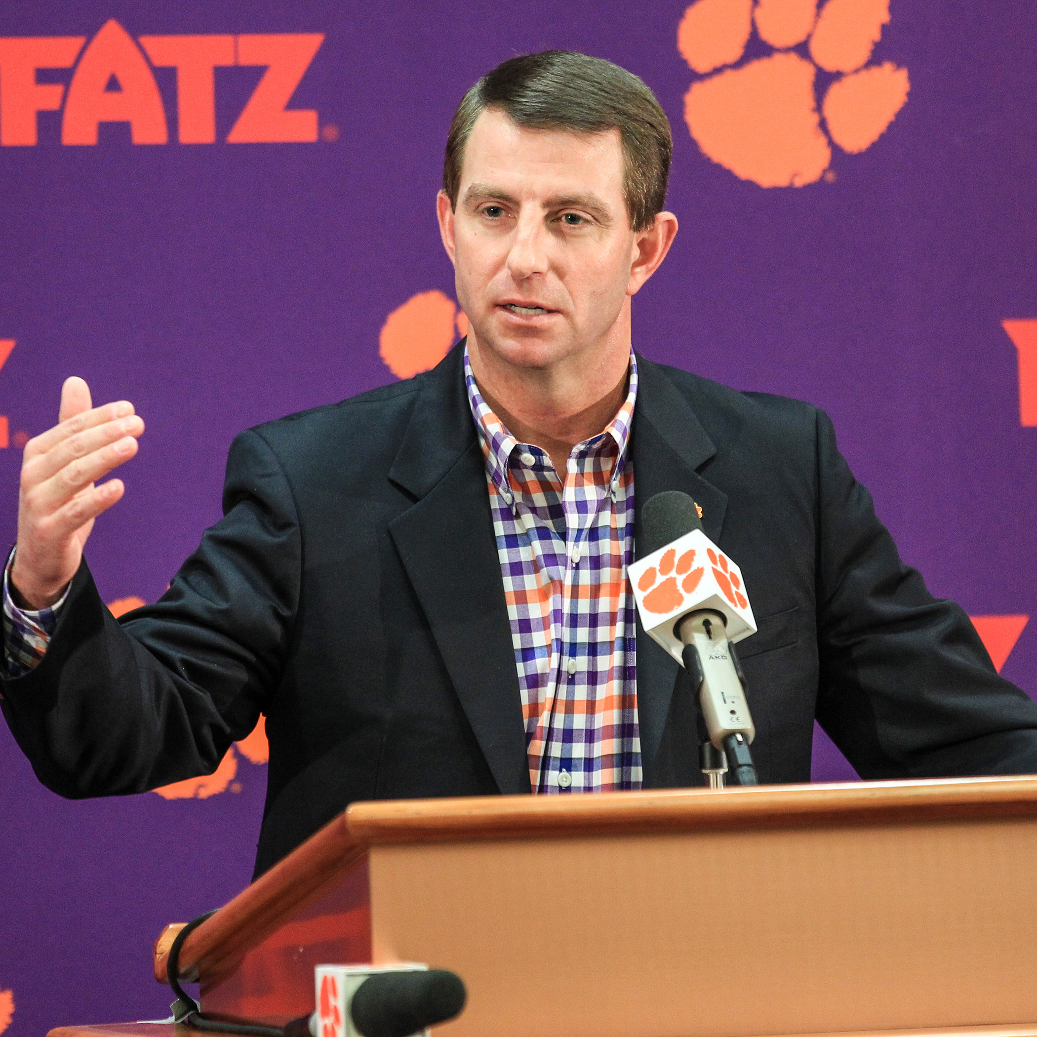 Clemson Recruiting Class Notes