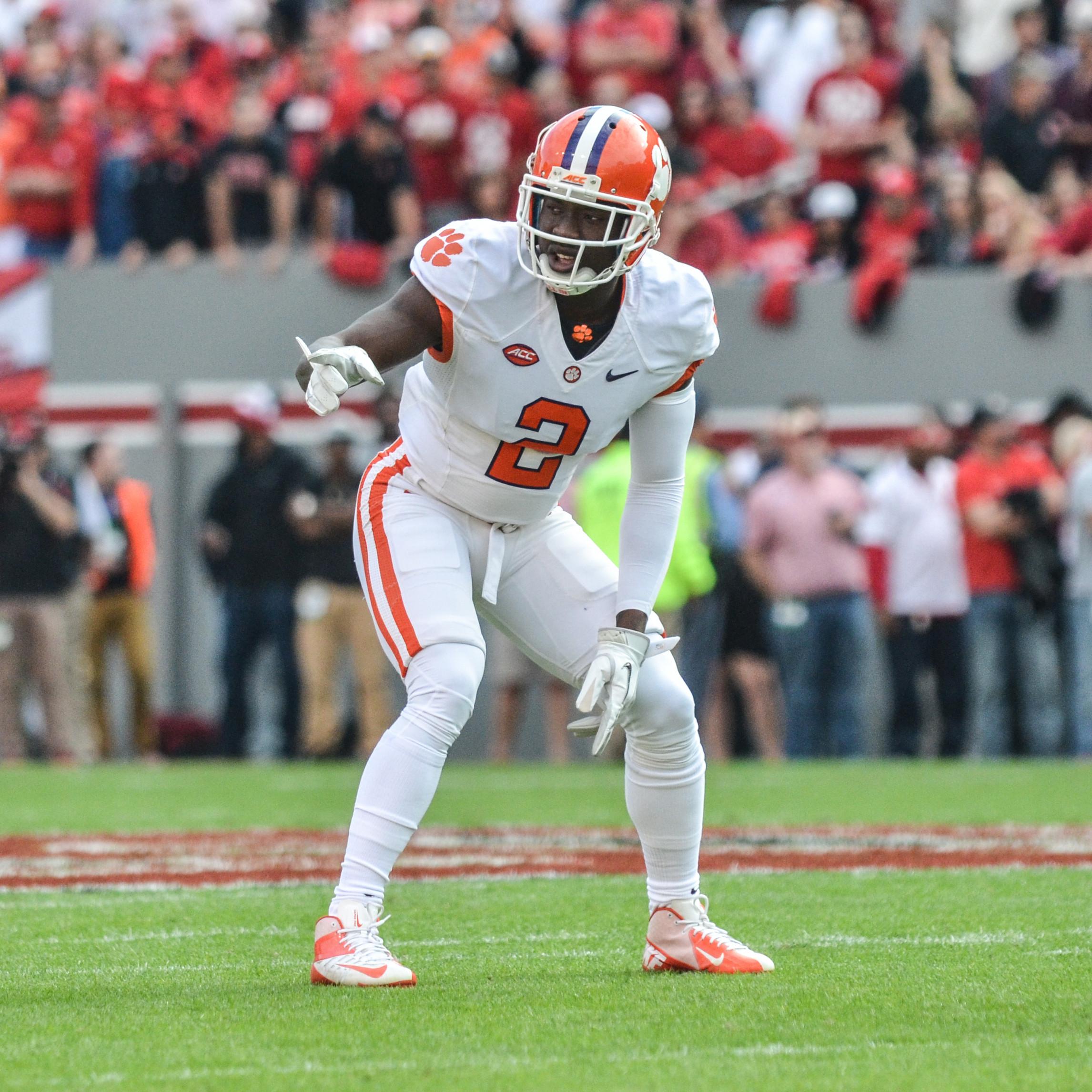 Draft Watch: Mackensie Alexander